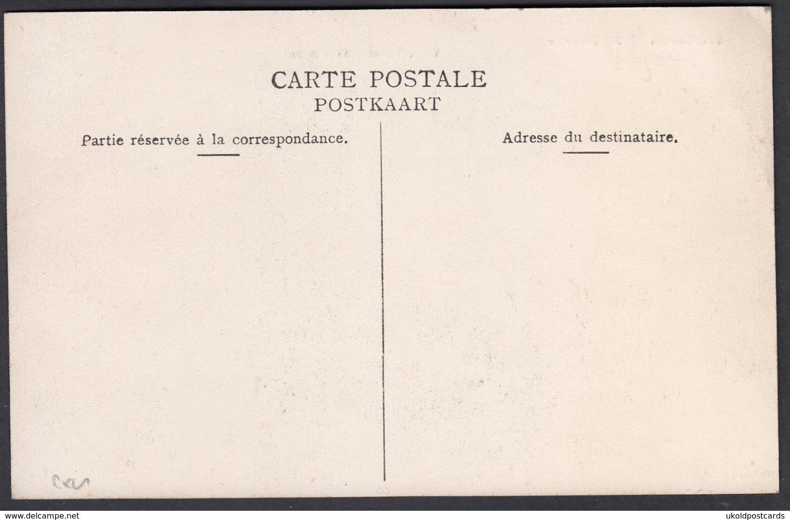 CPA -  Belgique, STAMBRUGES, L'Abreuvoir - Beloeil