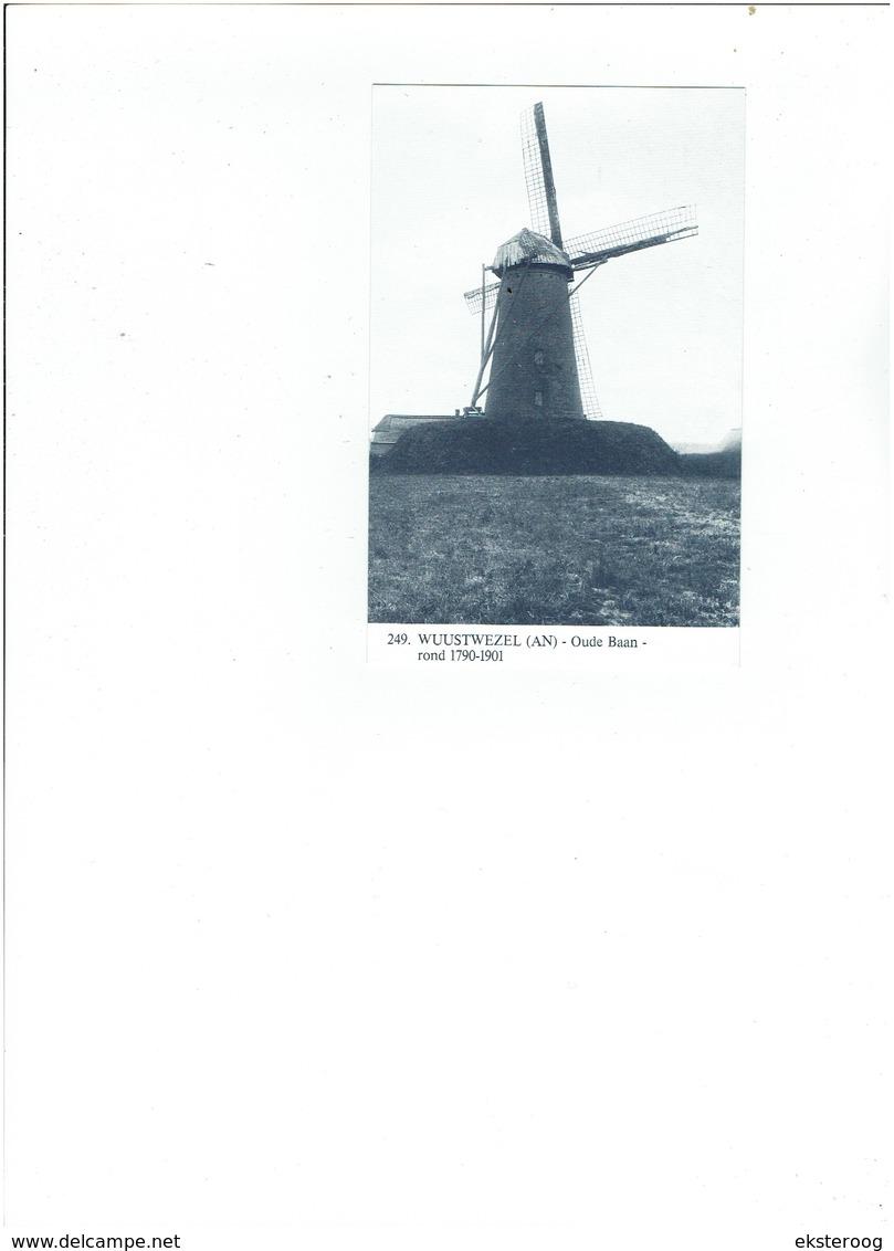 Wuustwezel 249 - Oude Baan - Rond 1790-1901 - Brecht