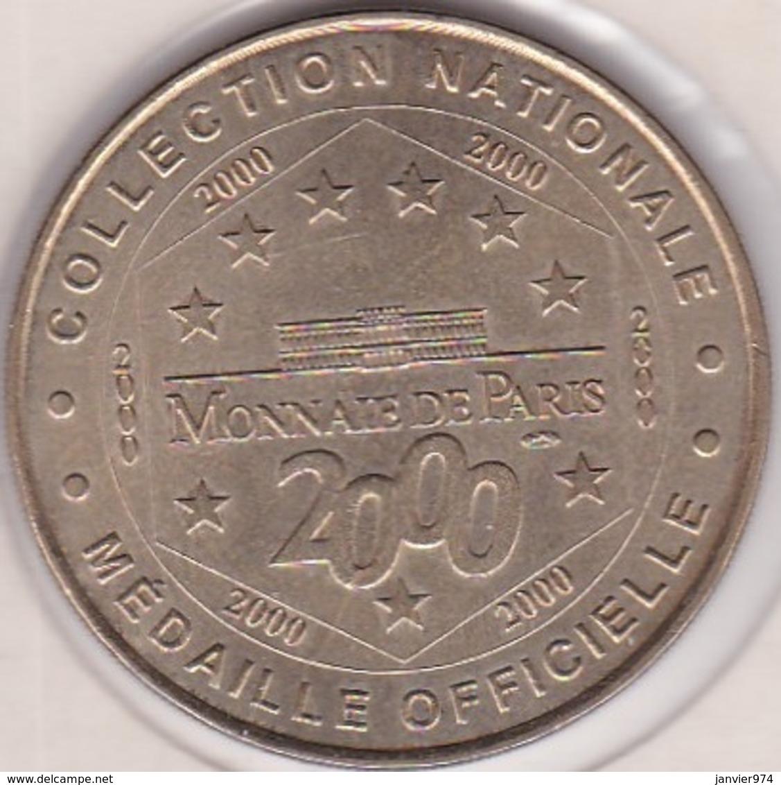 12. Aveyron.  Saint-Léon. Micropolis La Cité Des Insectes 2000.  Monnaie De Paris - 2000