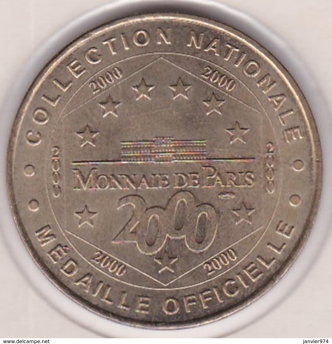86. Vienne.  Futuroscope. Parc Européen De L'image 2000. Monnaie De Paris - Monnaie De Paris
