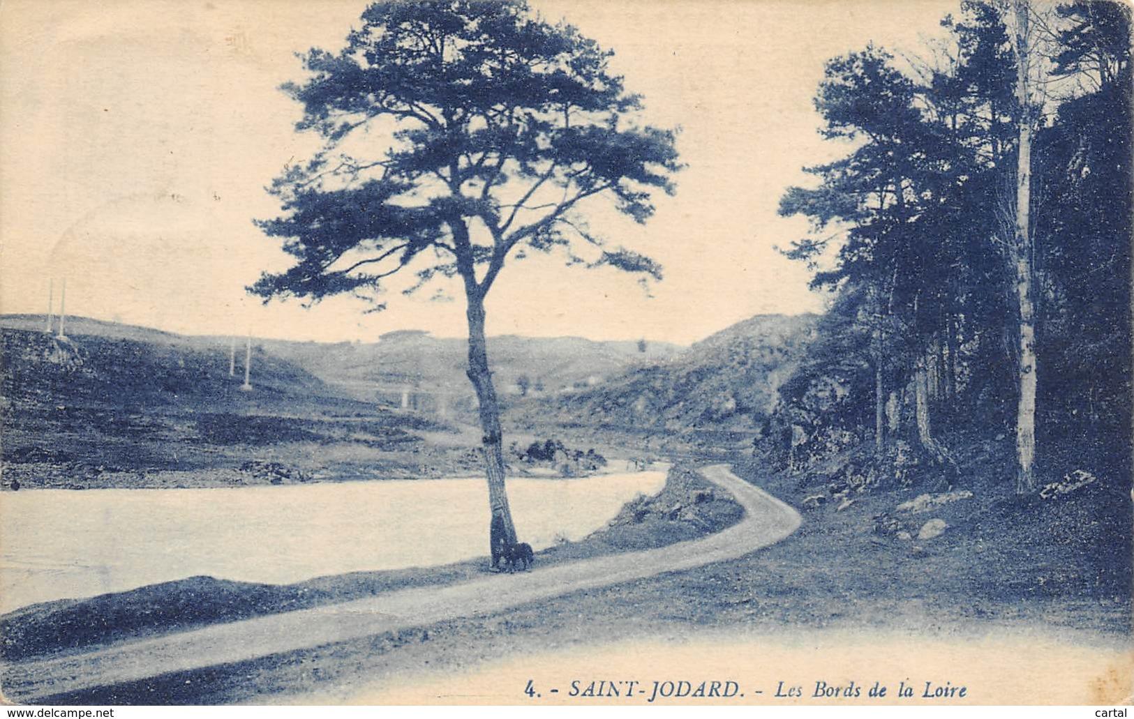 42 - SAINT-JODARD - Les Bords De La Loire - Autres Communes