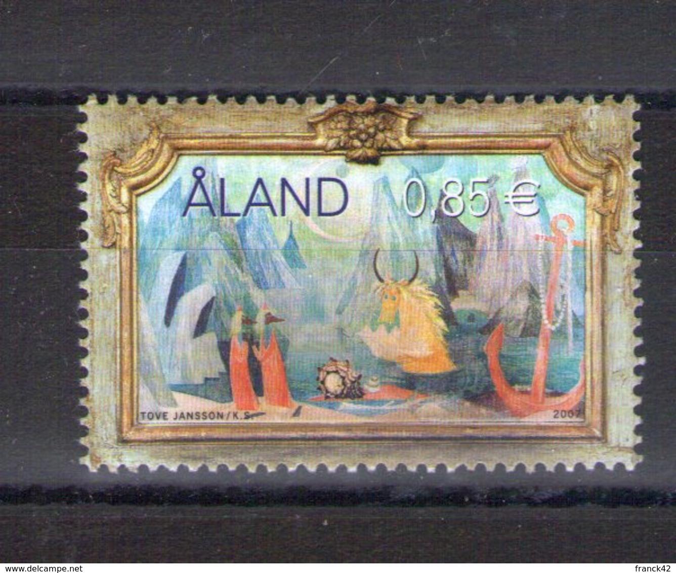 Aland. Tableau De Tov Jansson - Aland