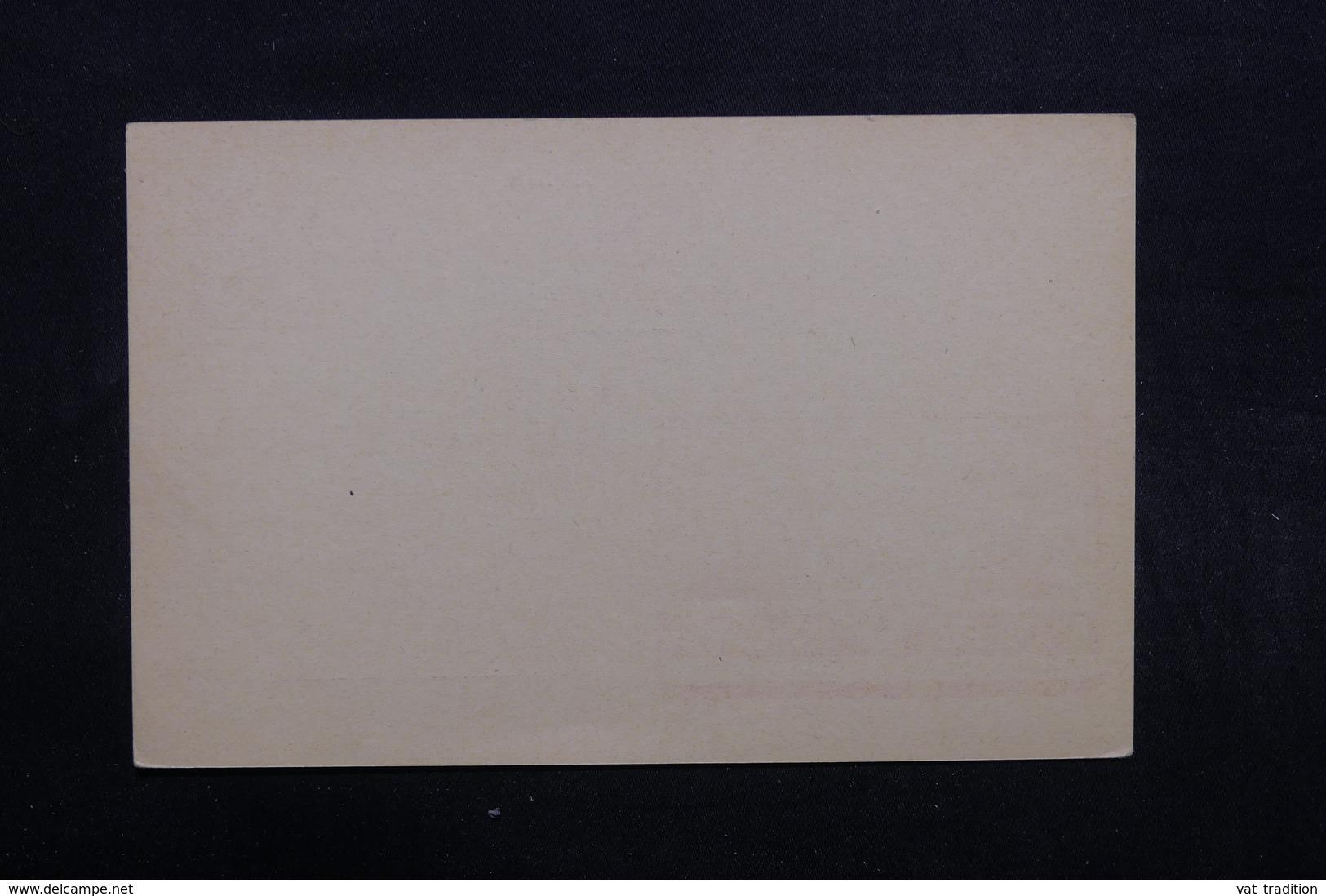 BELGIQUE - Entier Postal Publibel Non Circulé , Pub Biscuits - L 32020 - Stamped Stationery