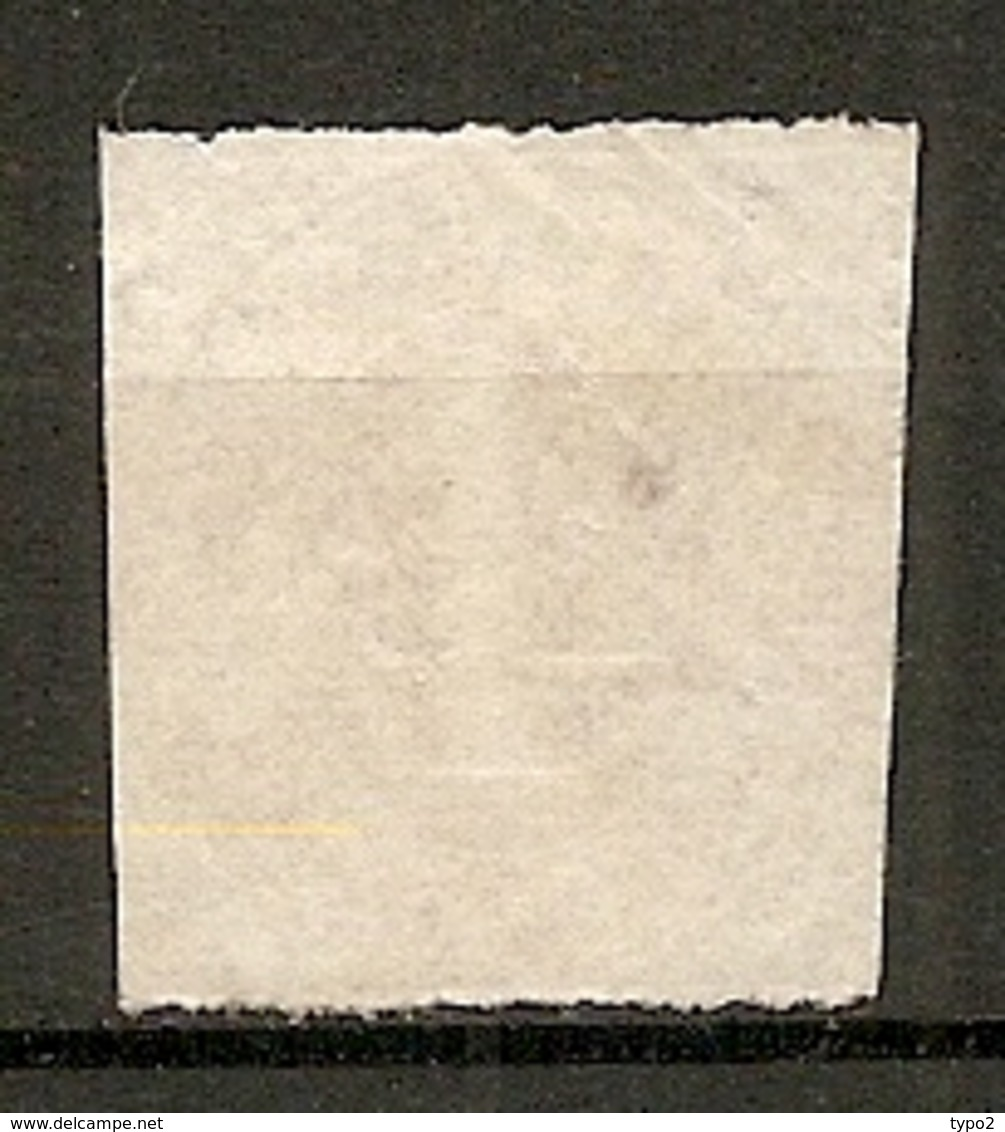 SCHLE - Yv. N° 24 Mi N°17   (o) ?  4 S Bistre  Sclleswig Cote  40 Euro  BE R   2 Scans - Schleswig-Holstein