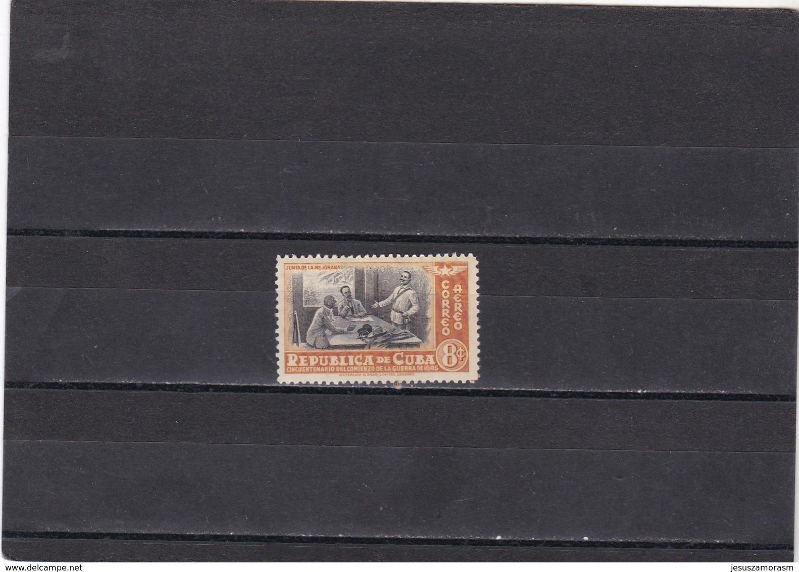 Cuba Nº A39 - Airmail