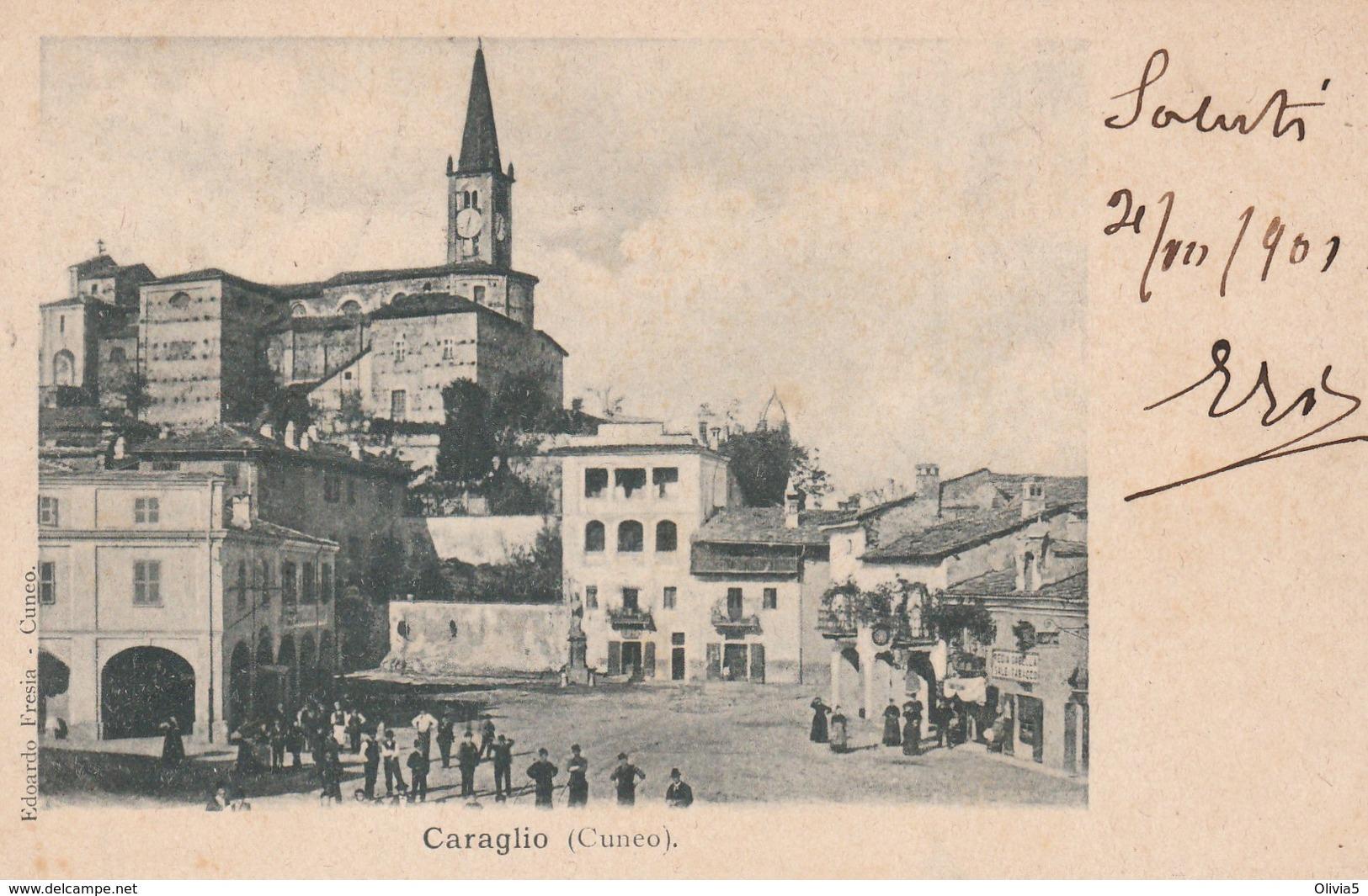 CARAGLIO - CUNEO - Cuneo