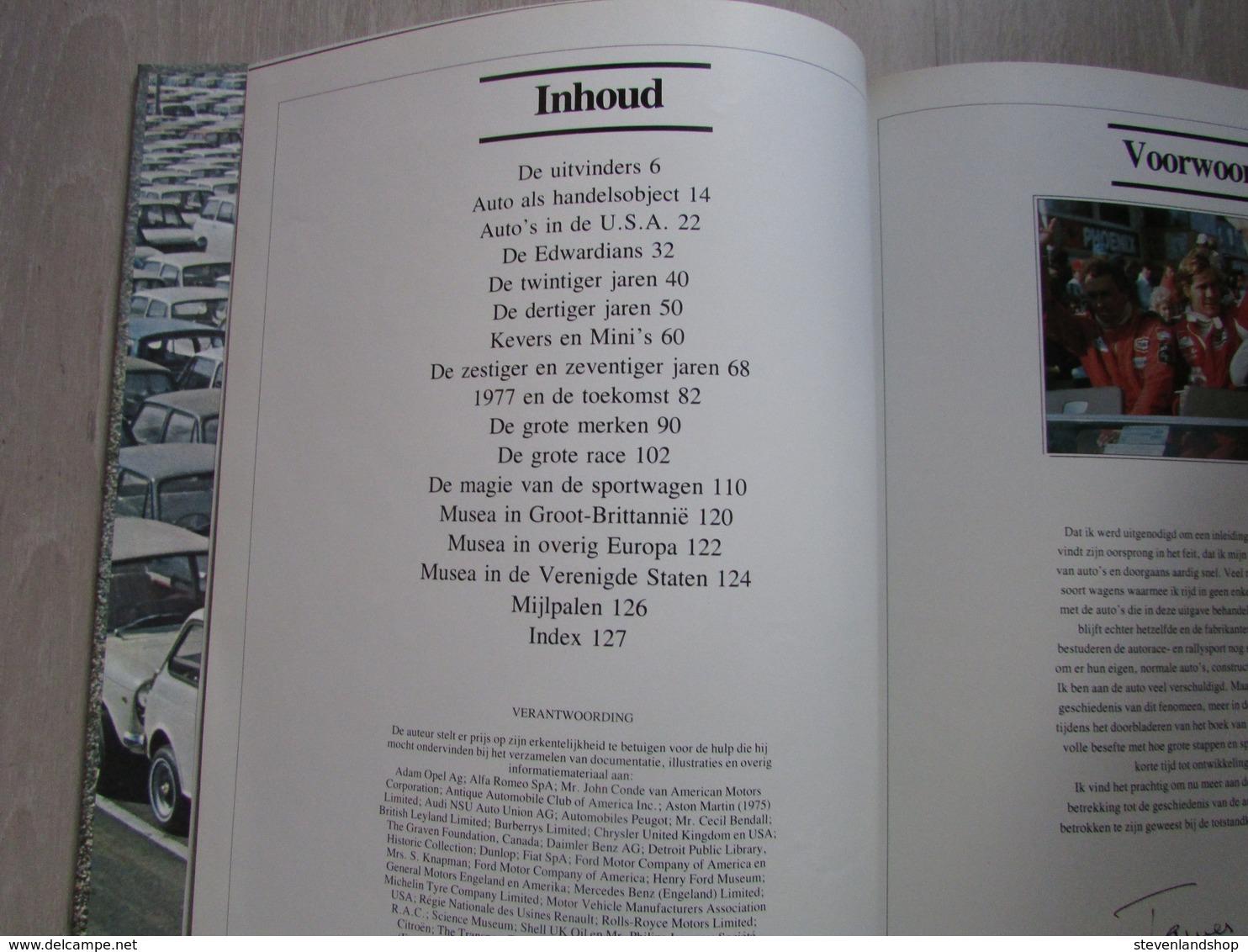 Auto's Door De Jaren Heen, James Hunt - Books, Magazines, Comics