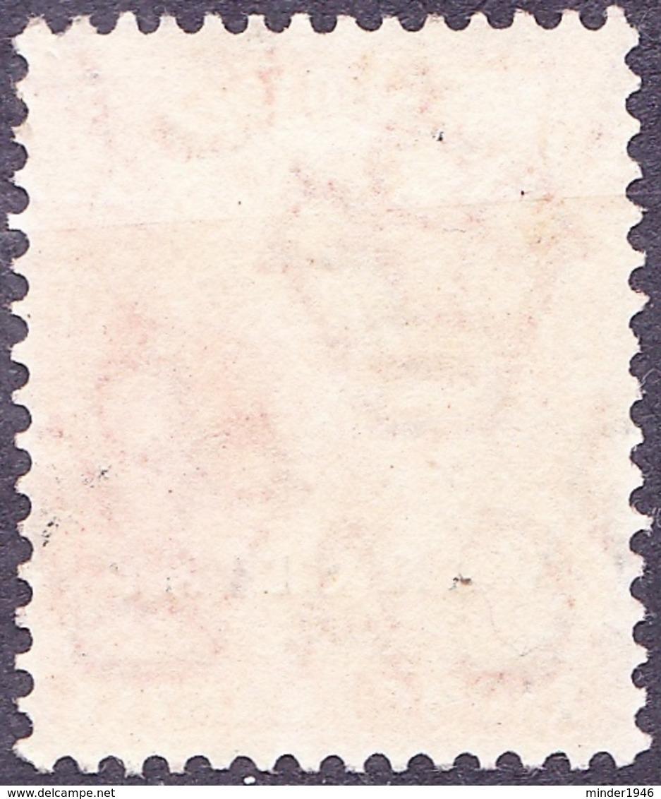 FALKLAND ISLANDS 1918 KGV 1d Vermilion SG71 FU - Falkland