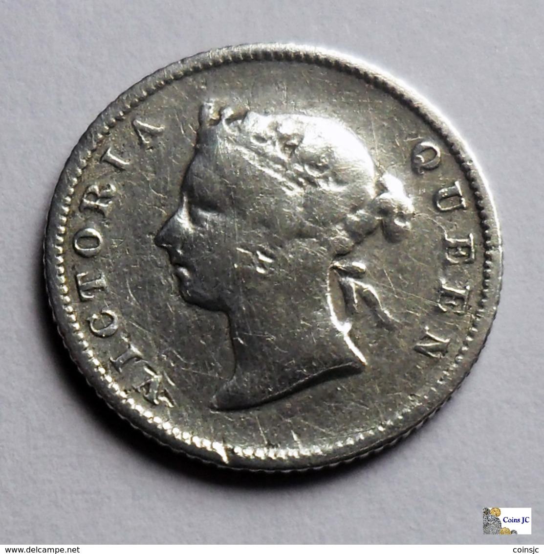 British Guiana & West Indies - 4 Pence - 1891 - Kolonien