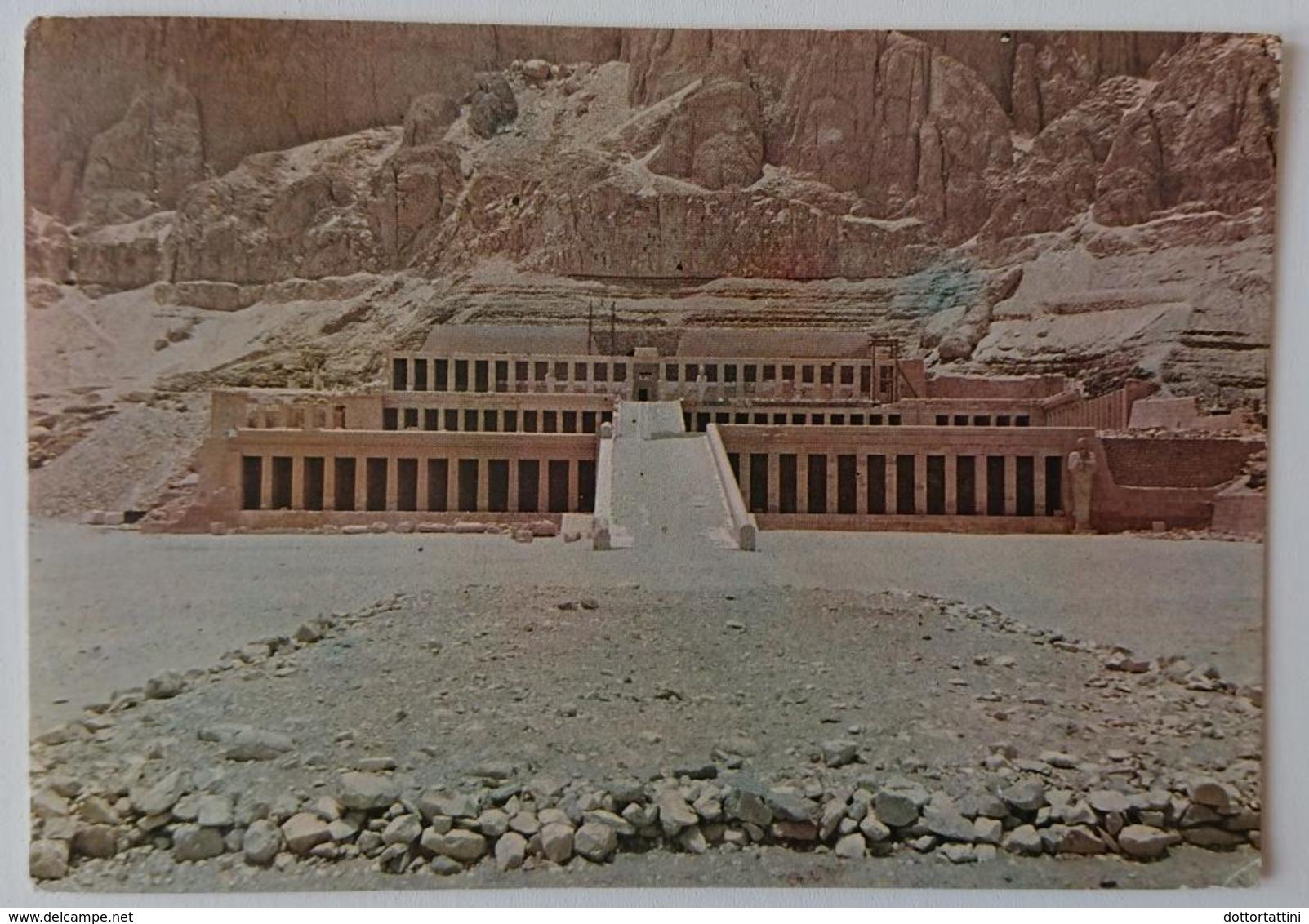 DEIR EL BAHRI, Luxor, Valley Of The Queens - Temple Of Queen Hatshepsut - Vg - Luxor