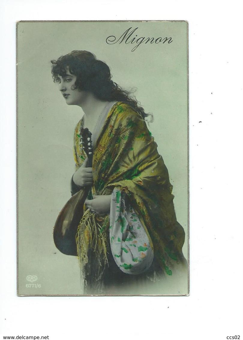 Mignon Jeune Femme 1927 - Frauen