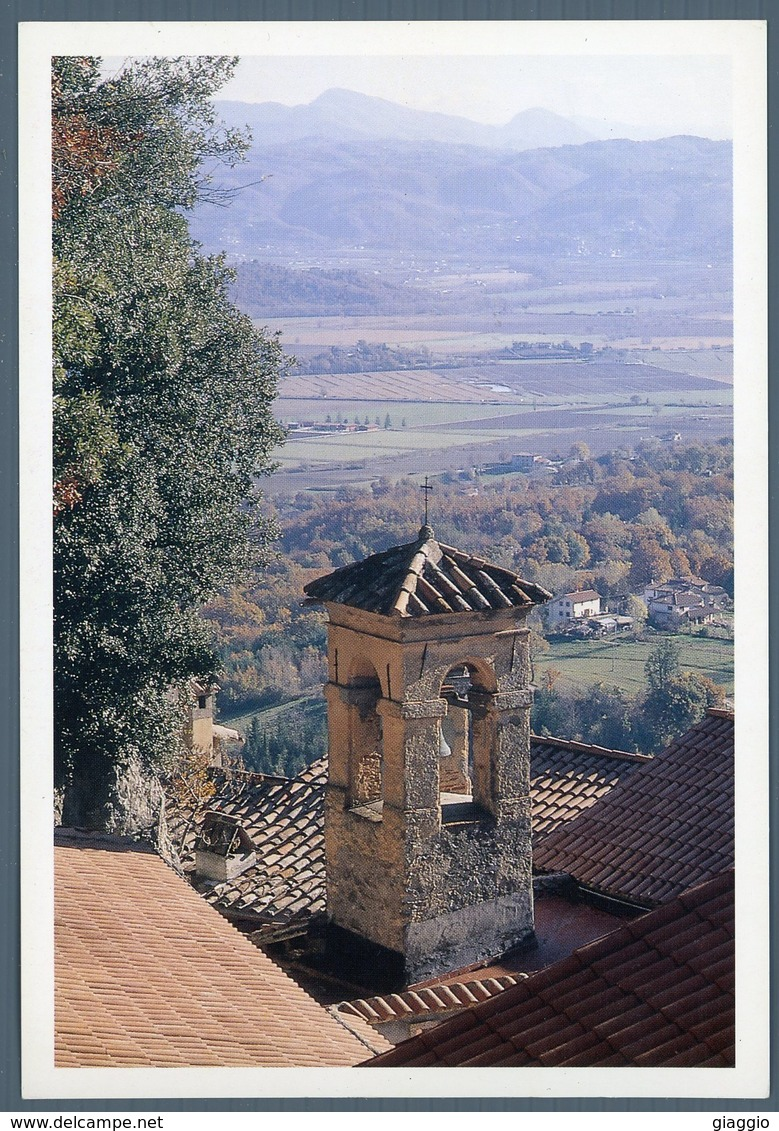 °°° Cartolina N.8 Santuario Francescano Del Presepio Greccio Nuova °°° - Rieti