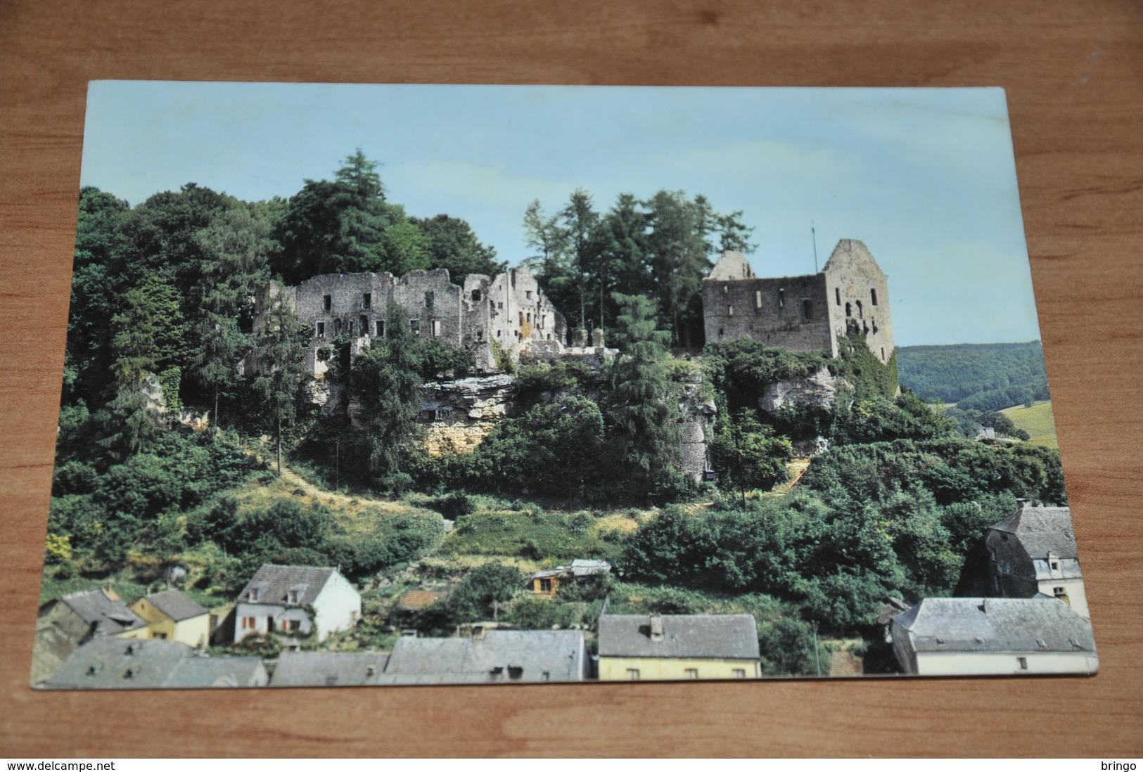 10347-    LAROCHETTE, LE CHATEAU FEODAL - Larochette