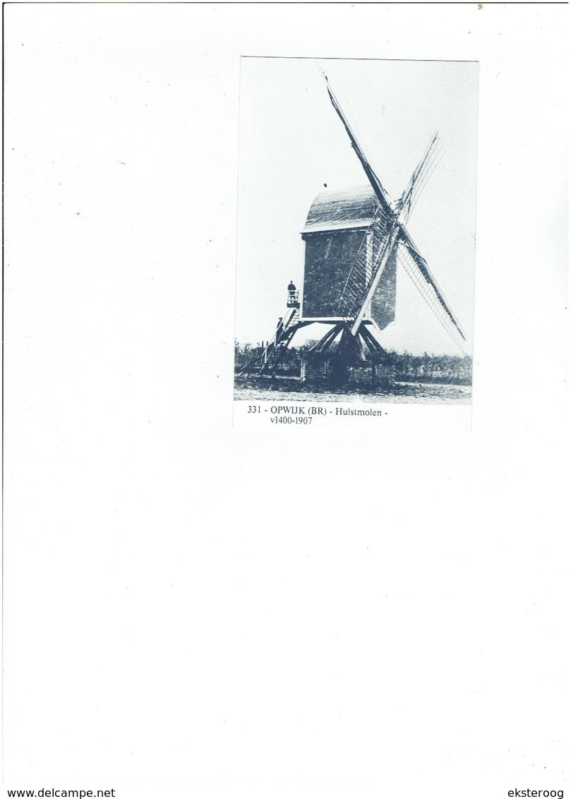 Opwijk 331 - Hulstmolen - 1400-1907 - Opwijk