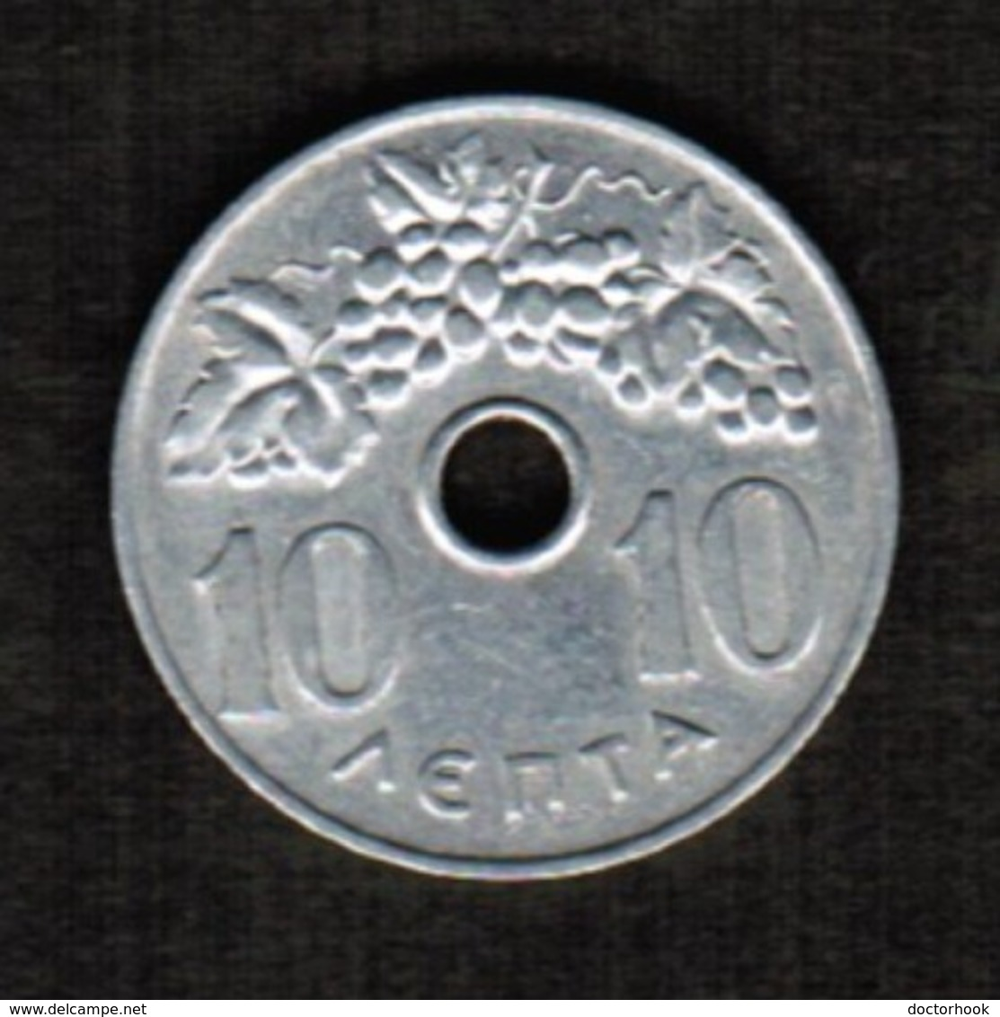 GREECE  10 LEPTA 1966 (KM # 78) #5310 - Griechenland