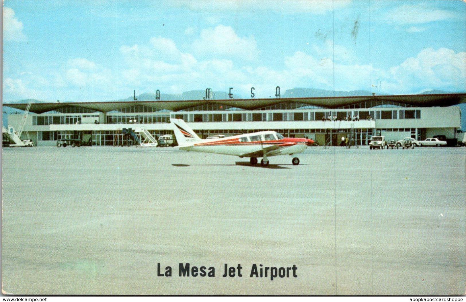 Honduras San Pedro Sula La Mesa Jet Airport - Honduras