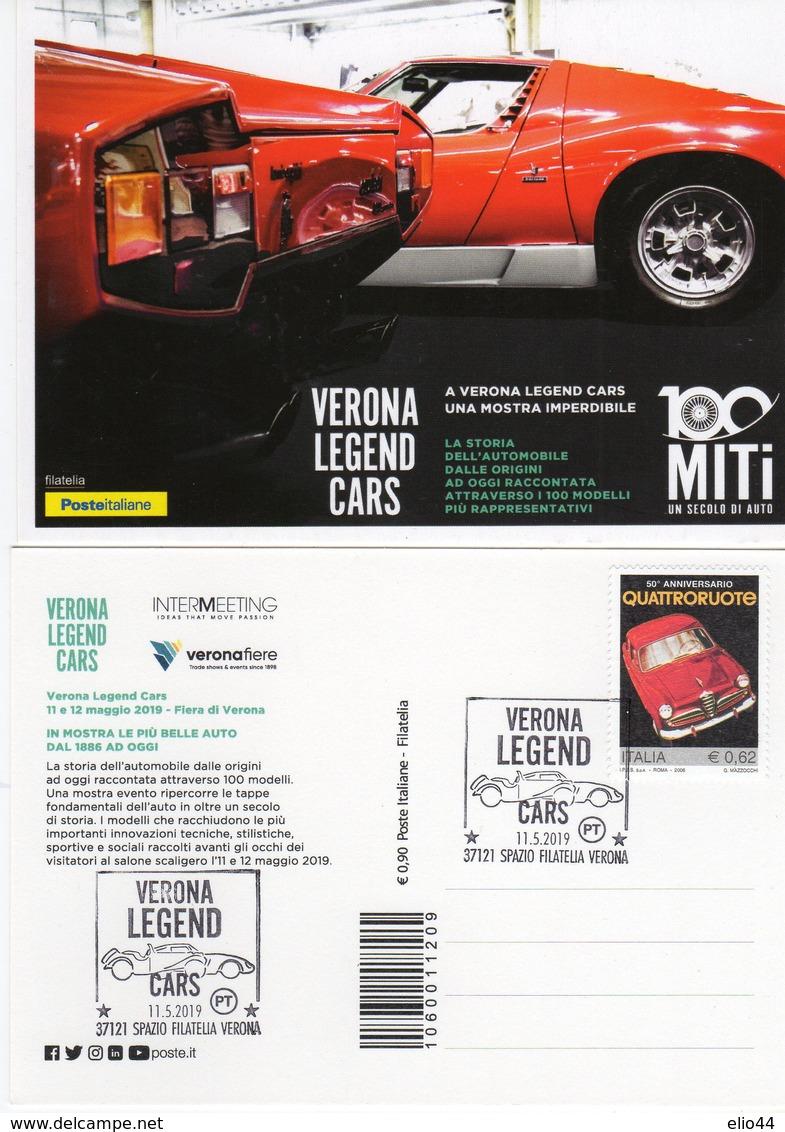 Verona 2019 - Verona Legend Cars - - Manifestazioni