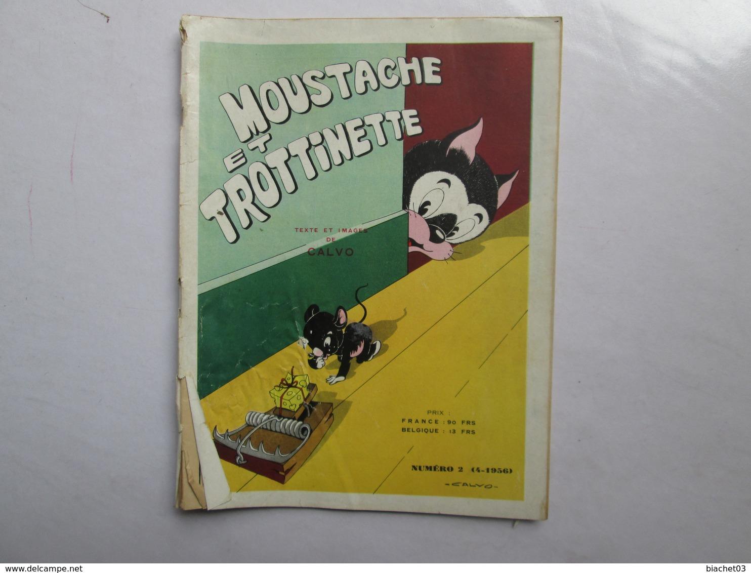 Moustache Et Trotinette - Autre Magazines
