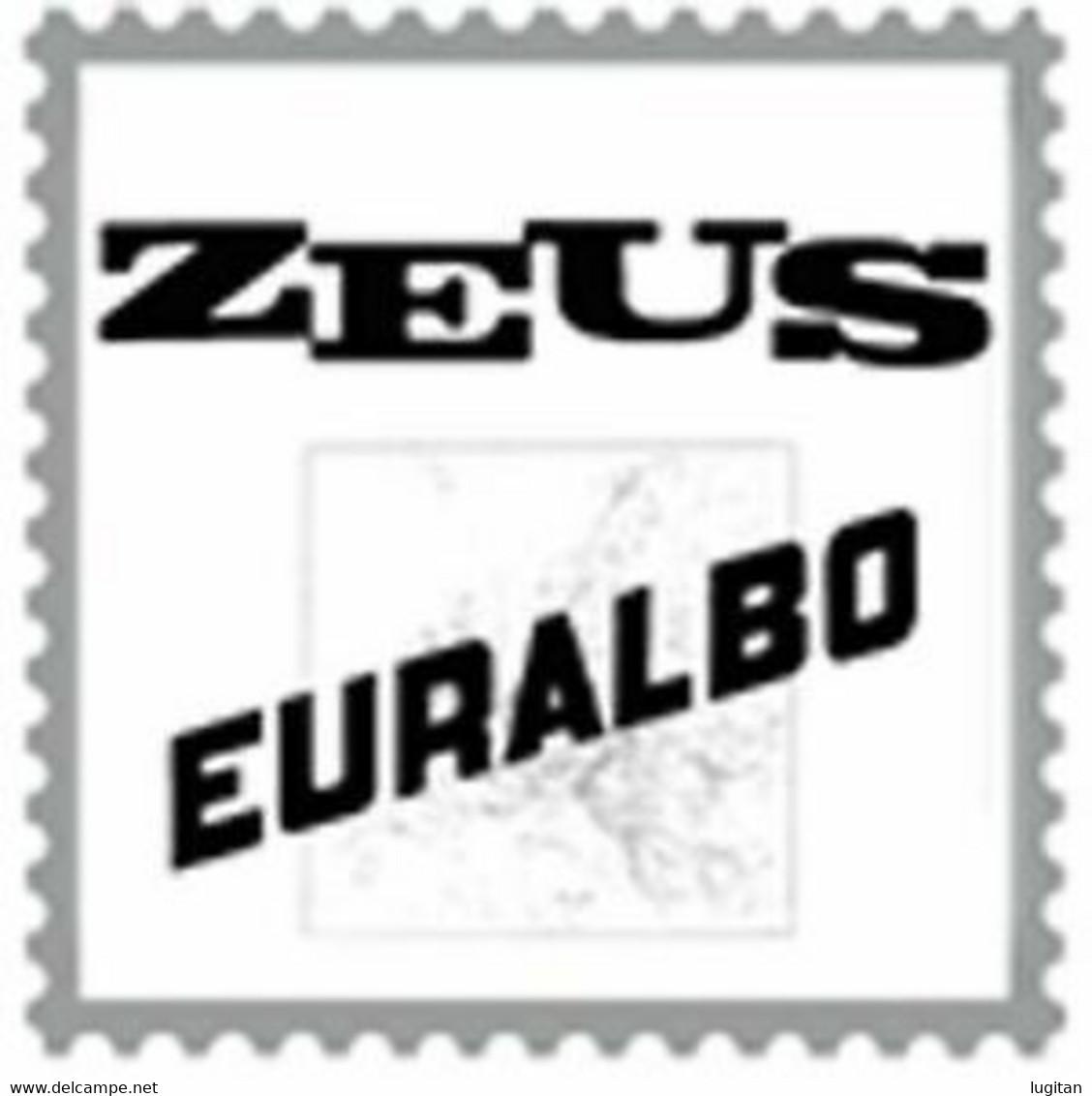 AGGIORNAMENTI - EURALBO ZEUS - ITALIA ANNO 2014 - SOLO EMISSIONI CONGIUNTE - NUOVI D'OCCASIONE - Stamp Boxes