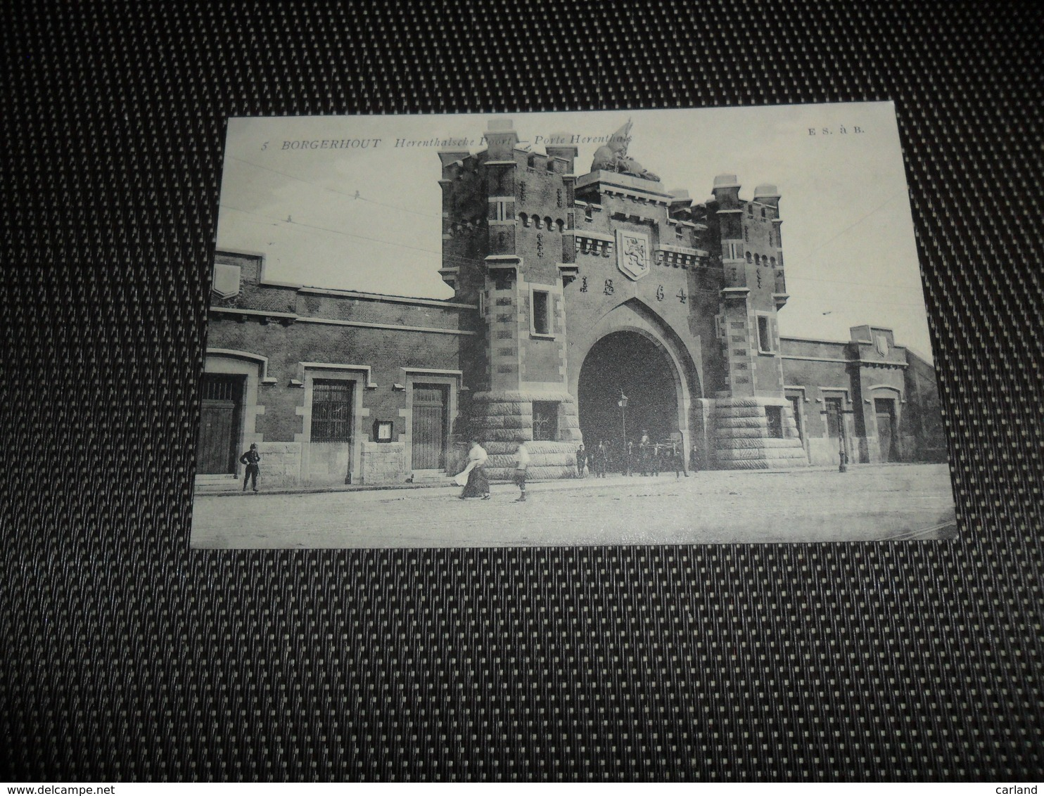 Beau Lot De 20 Cartes Postales De Belgique       Mooi Lot Van 20 Postkaarten Van België   - 20 Scans - 5 - 99 Postcards