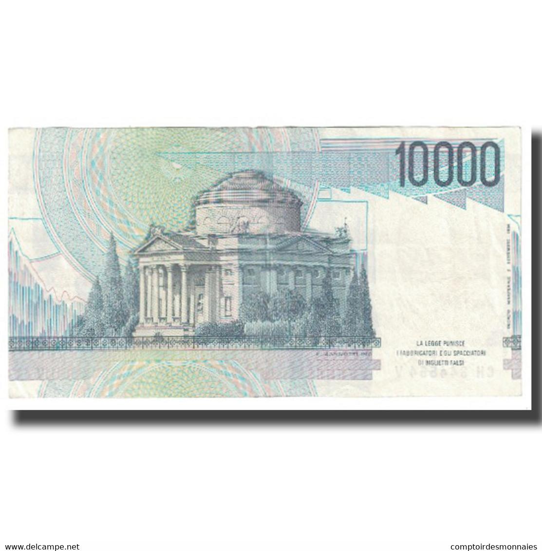 Billet, Italie, 10,000 Lire, 1984, KM:112a, TTB - [ 2] 1946-… : République