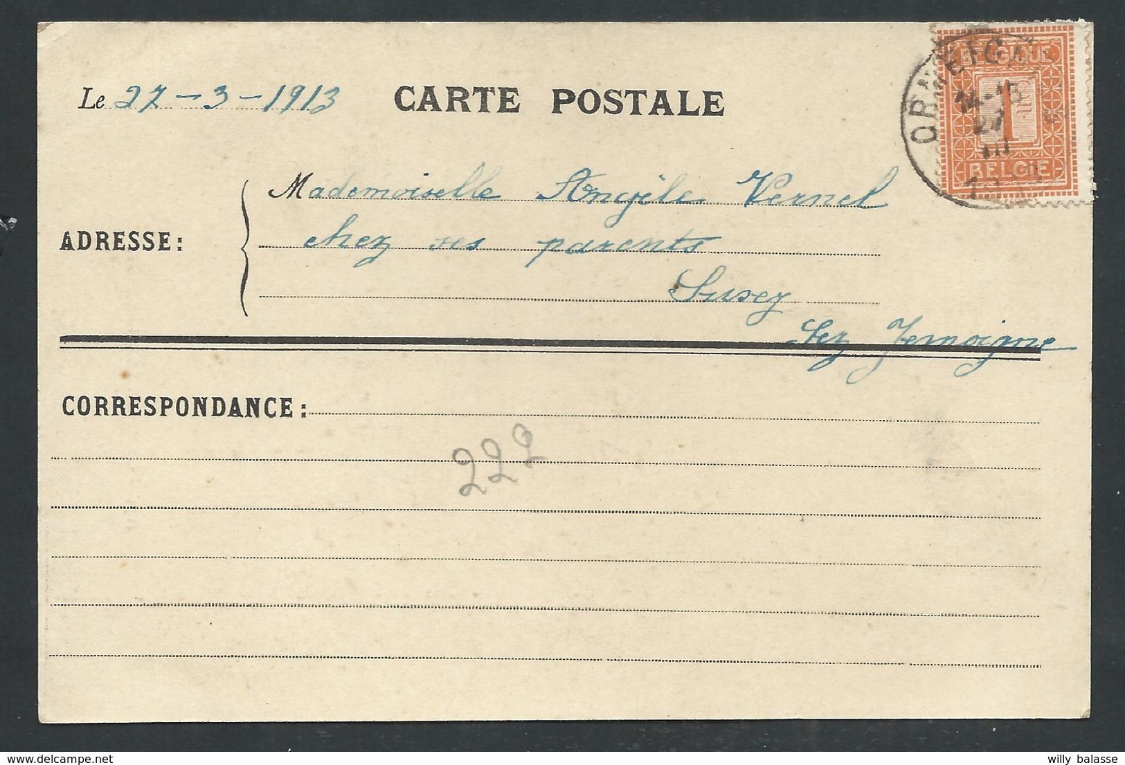 +++ CPA - Ath - ORMEIGNIES - Le Château   // - Ath