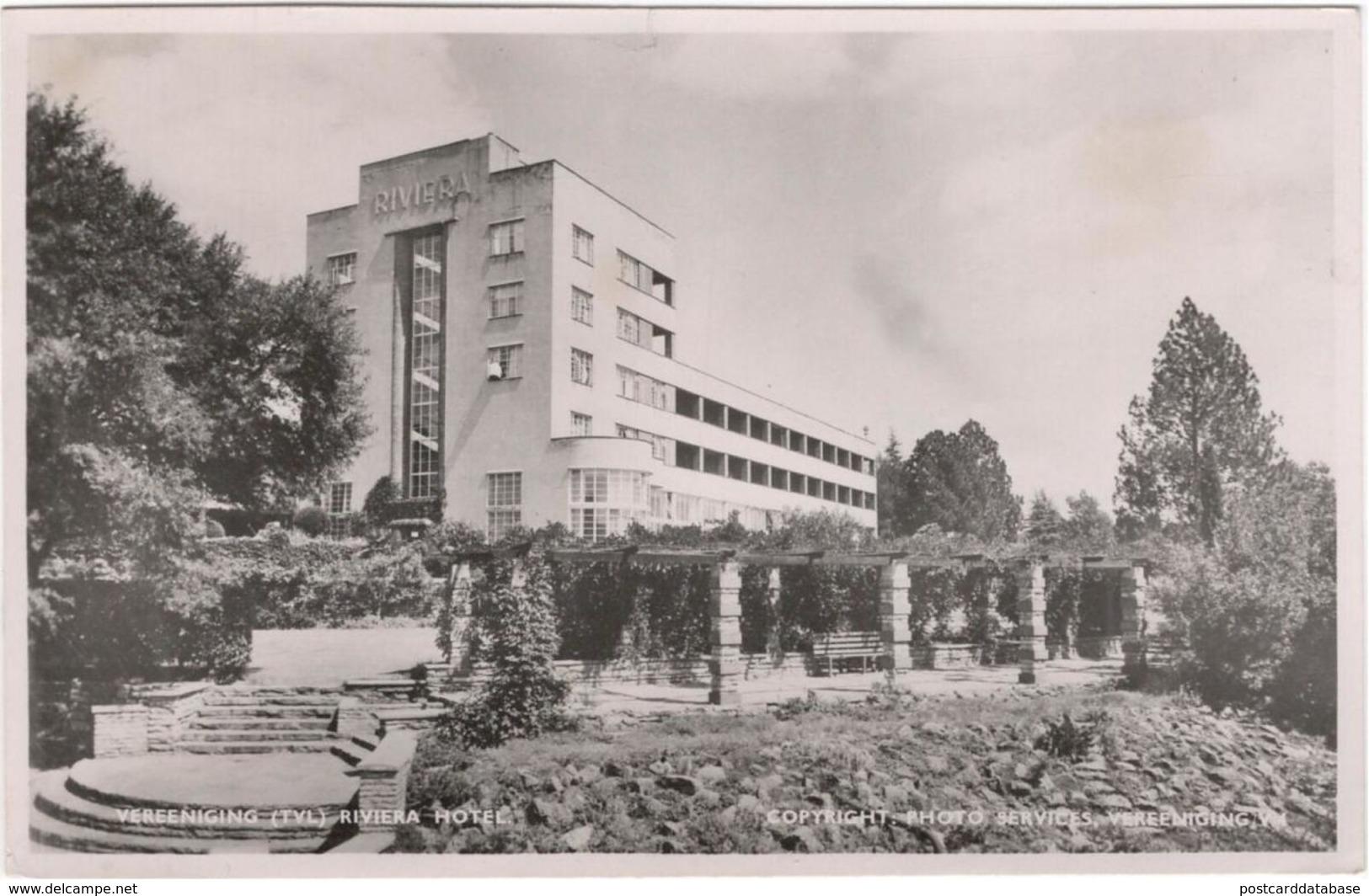 Vereeniging Tvl Riviera Hotel - & Hotel, Architecture - South Africa