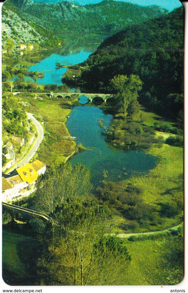 MONTENEGRO - Aerial View, 08/01, Used - Landschappen