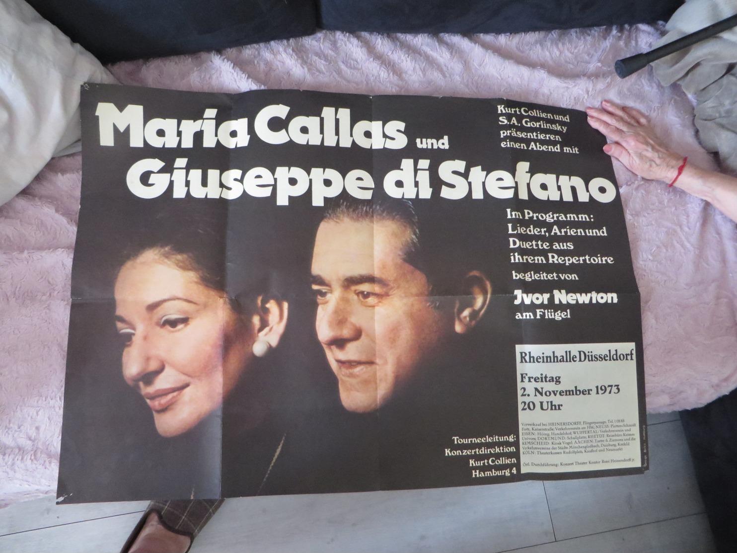 LA CALLAS ,maria Callas Ou Assimilée - Posters
