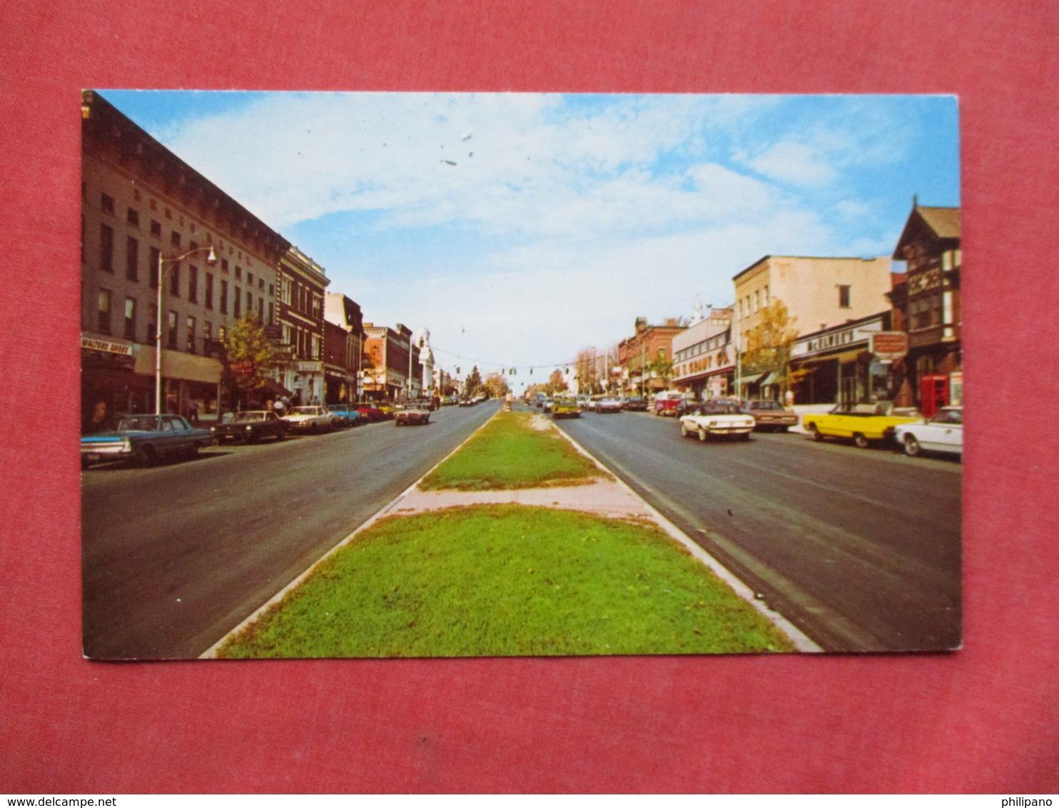 Main Street  Canadaigua  New York      Ref 3421 - NY - New York