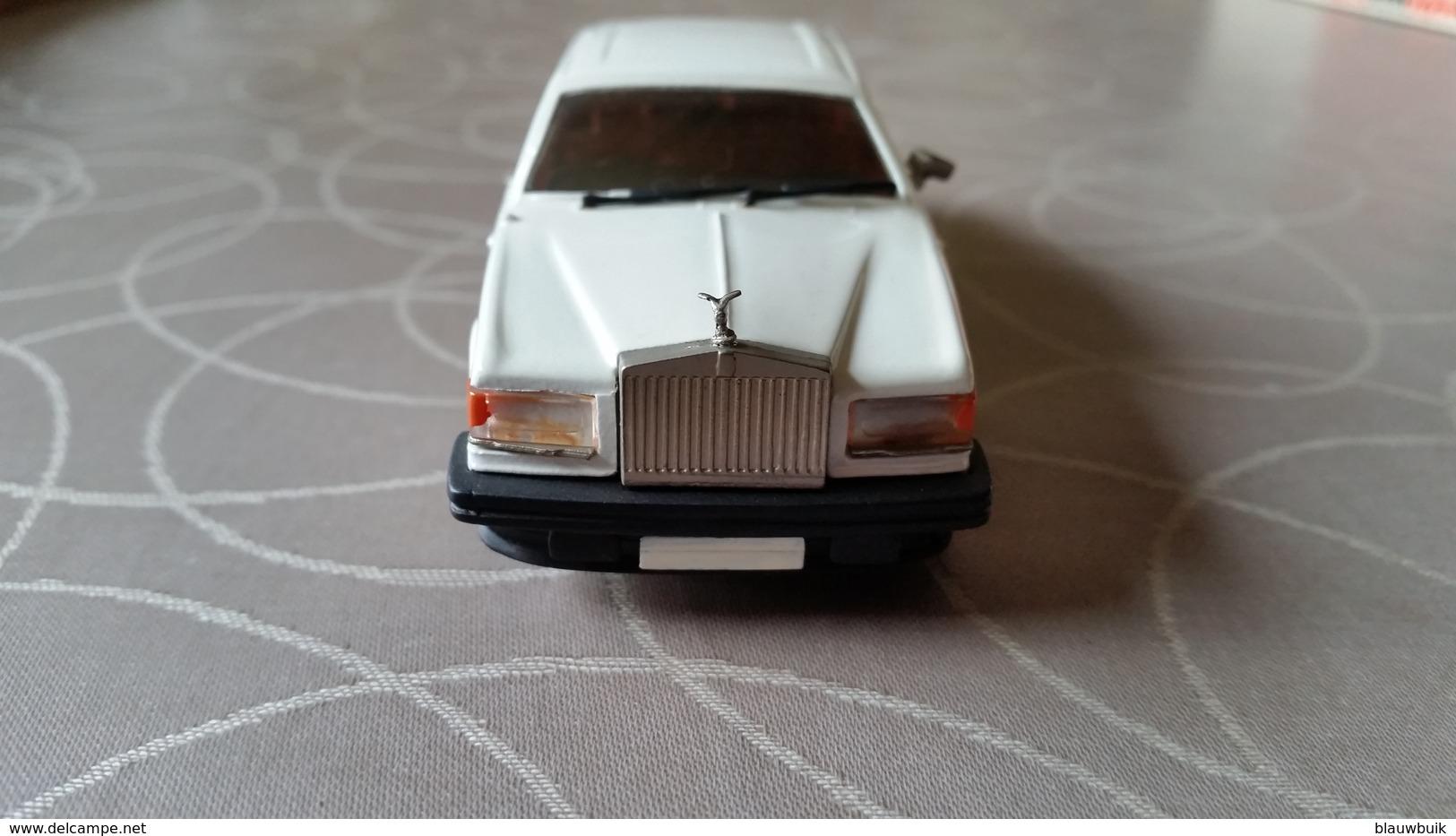 Western Models Wp105 Rolls-Royce Silver Spirit - Cars & 4-wheels