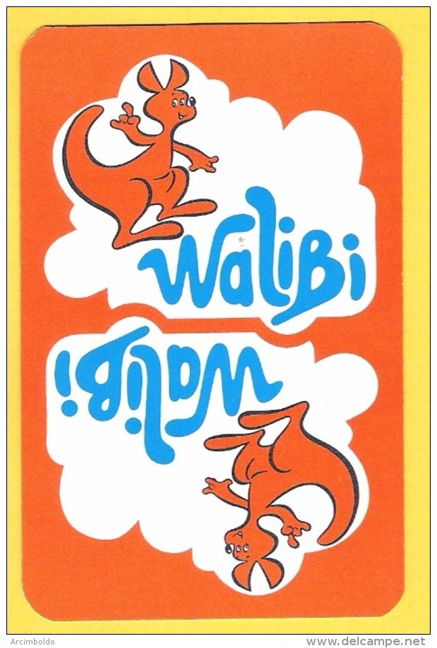 Dos De Carte : Walibi -  Parc D'attraction - Playing Cards (classic)