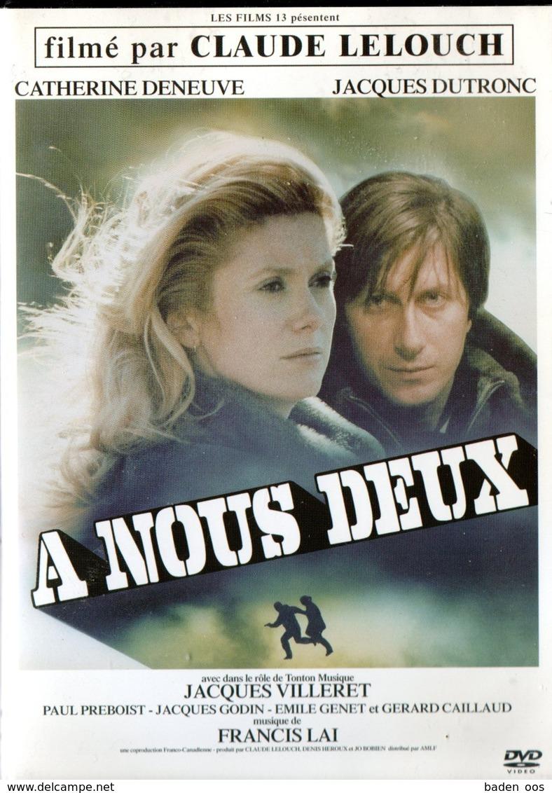 A Nous Deux - Deneuve Dutronc Lelouch - Comedy