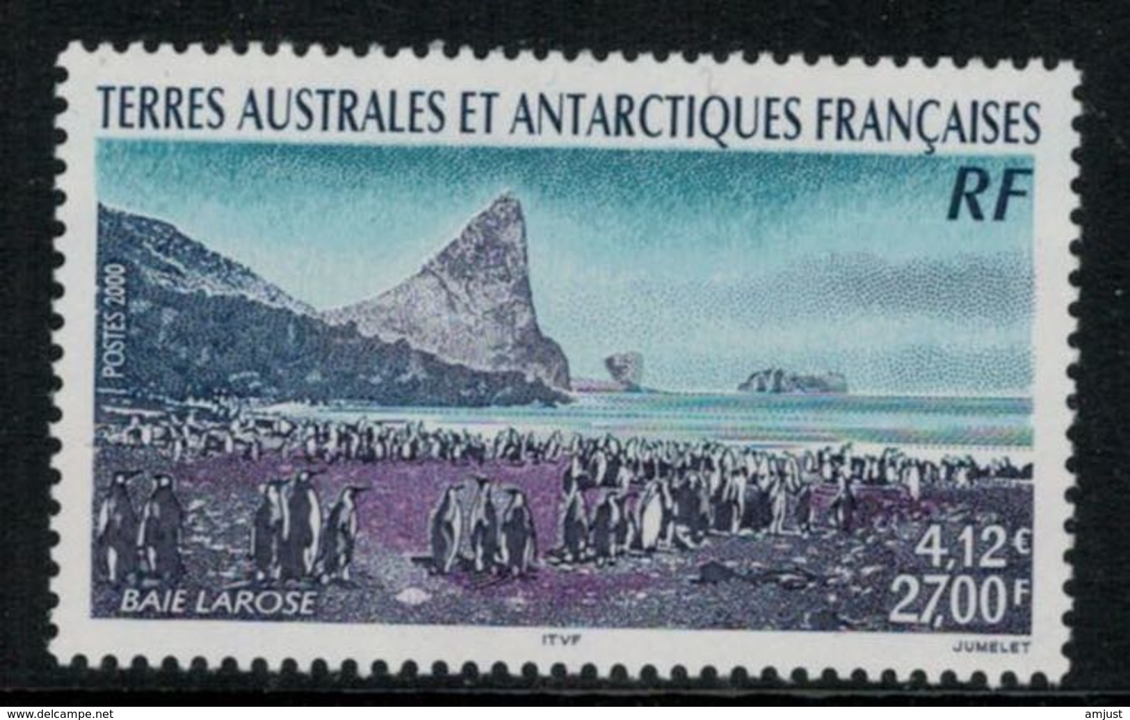 T.A.A.F. // 2000 //  No.269 Y&T Neuf** Baie Larose - Terres Australes Et Antarctiques Françaises (TAAF)