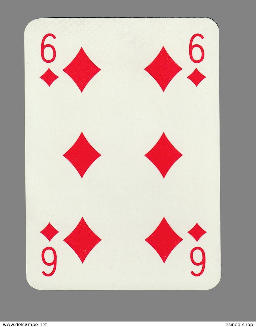 Carte Publicitaire - Advertising Card  -  Tabac Original Recto Verso - Perfume Cards