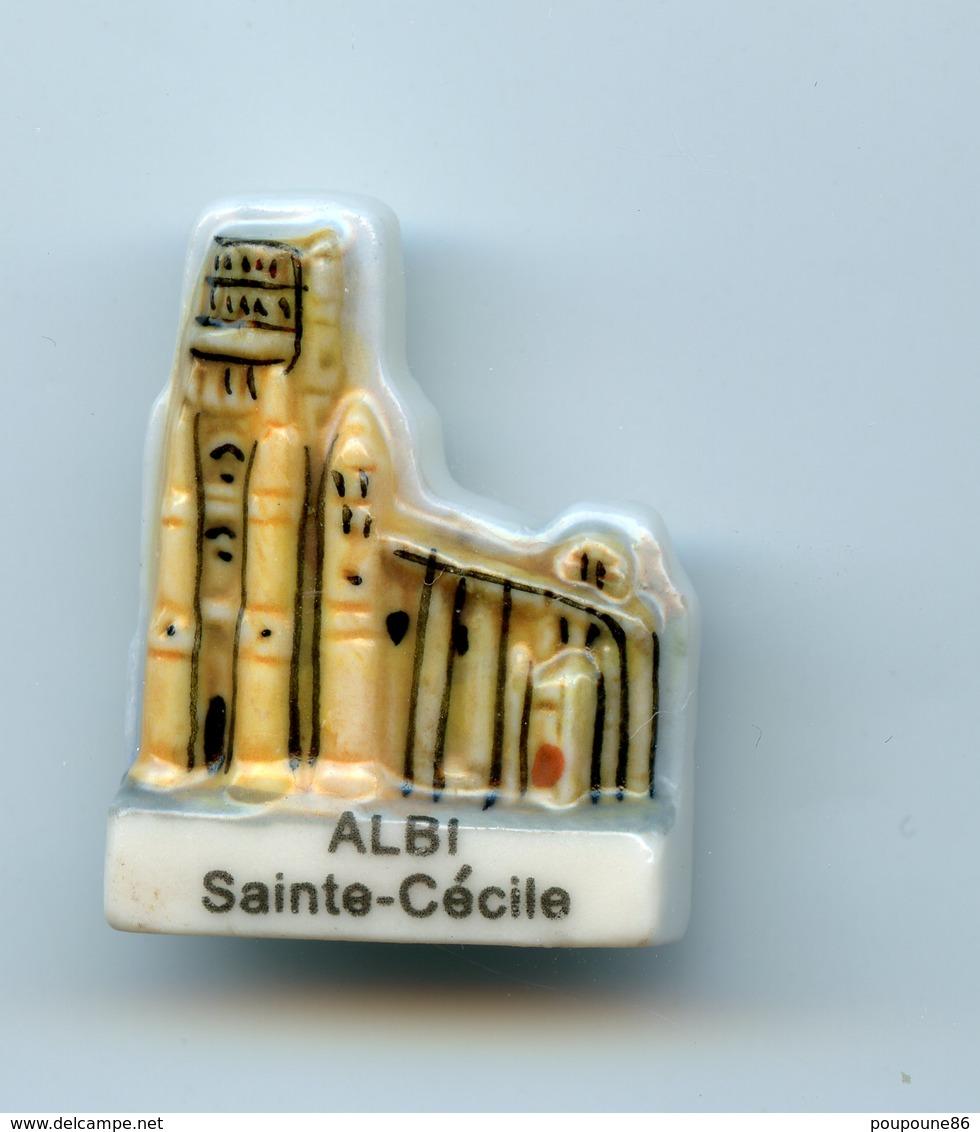 """FEVE  - FEVES - """"LES CATHEDRALES DE FRANCE 2013"""" - ALBI SAINTE CECILE - Région"""