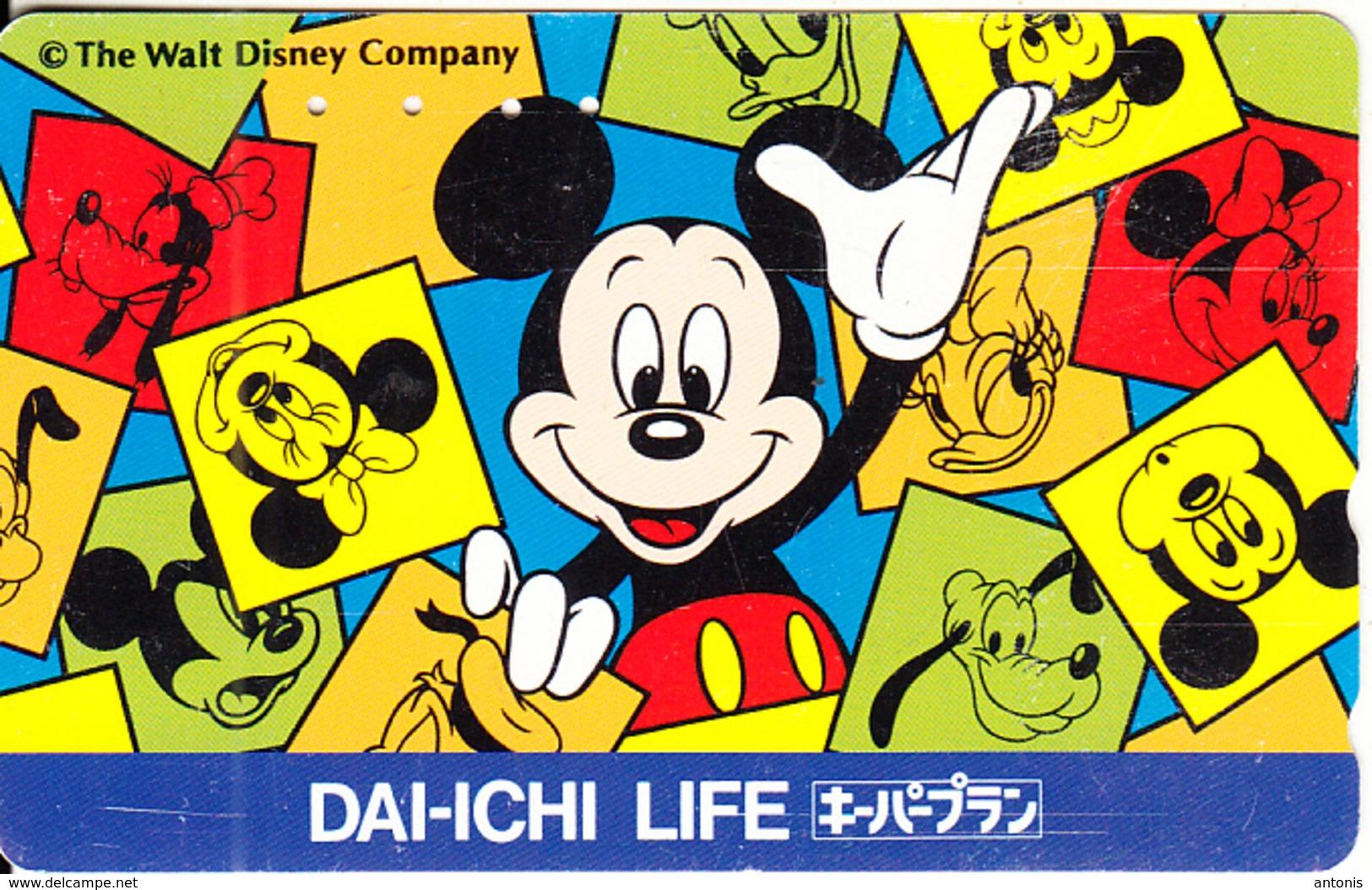 JAPAN - The Walt Disney Company(110-170340), Used - Disney