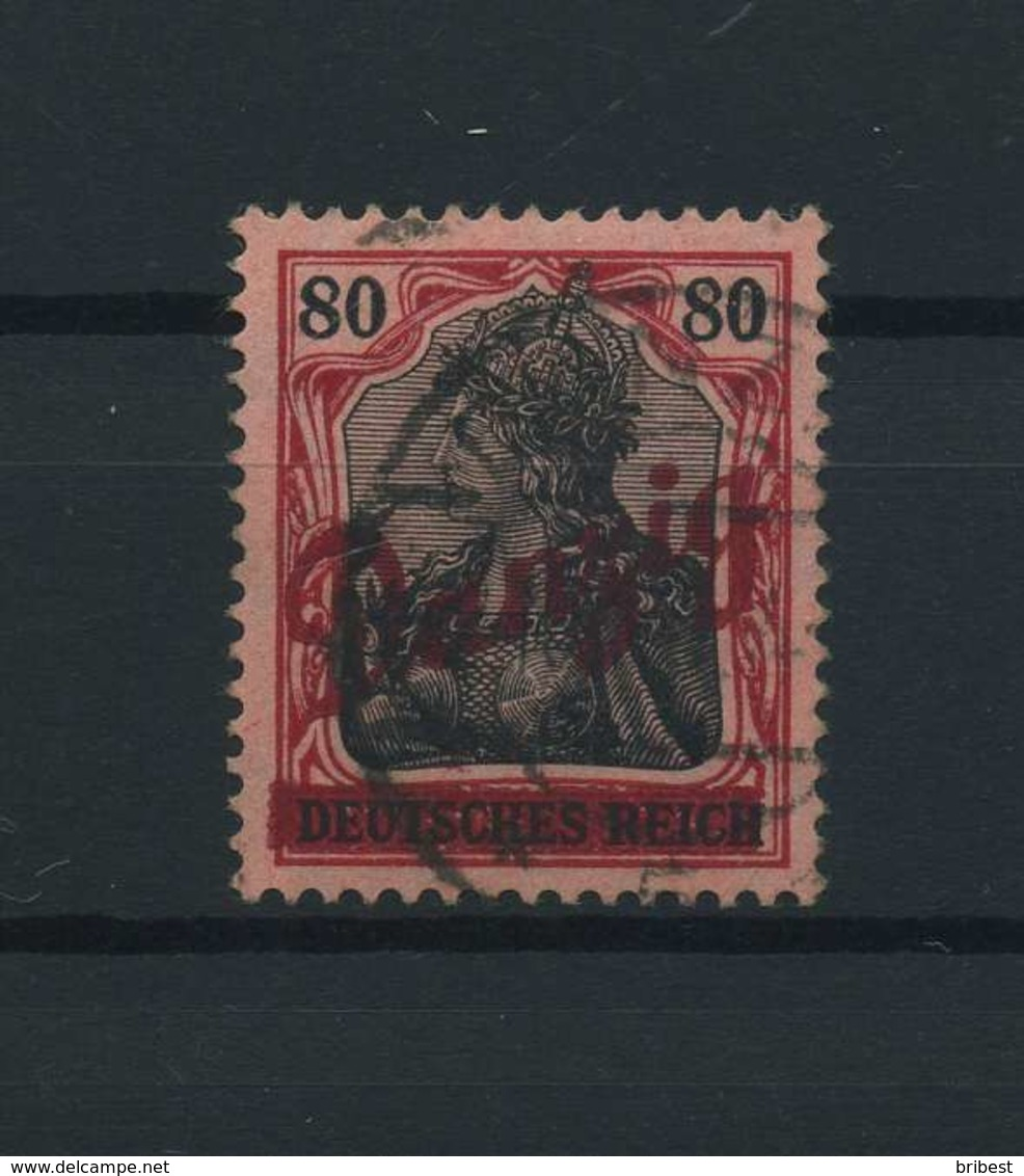 DANZIG 1920 Nr 40 Gestempelt (116389) - Danzig