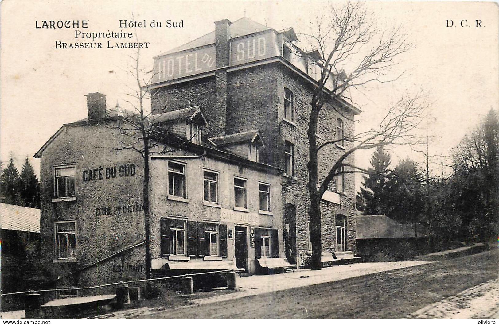 Belgique - Laroche - Hôtel Du Sud - La-Roche-en-Ardenne