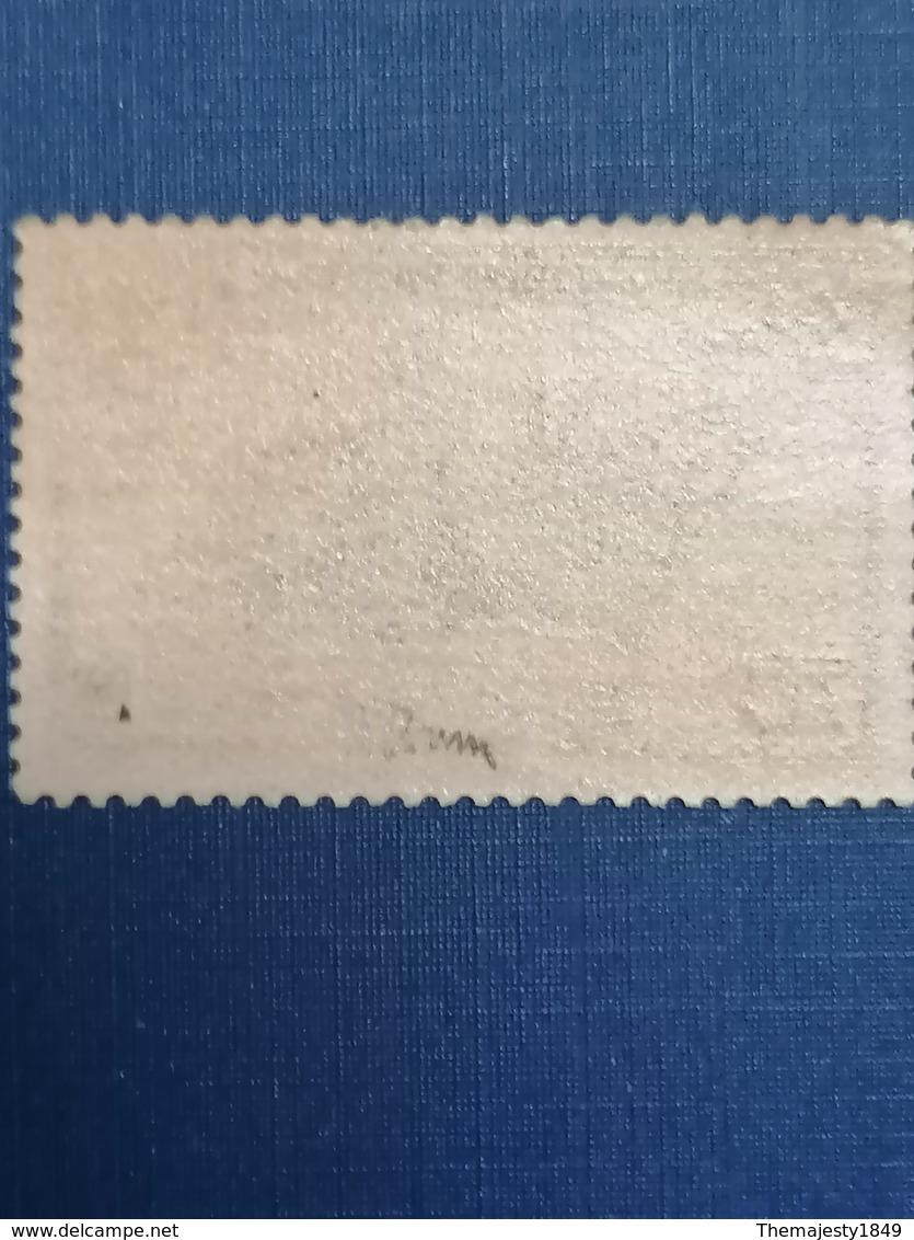 RARISSIME N°502b PAQUEBOT PASTEUR SANS SURCHARGE NEUF** & Signé BRUN  (cf Description) - Unused Stamps