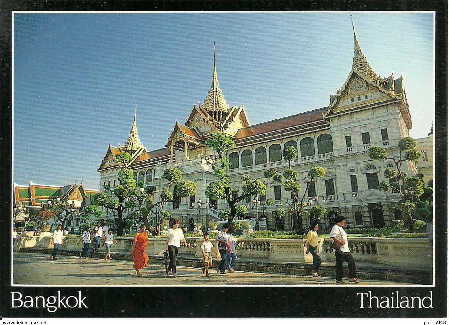 Bangkok (Thailand) Chakri Hall, The Royal Grand Palace - Tailandia