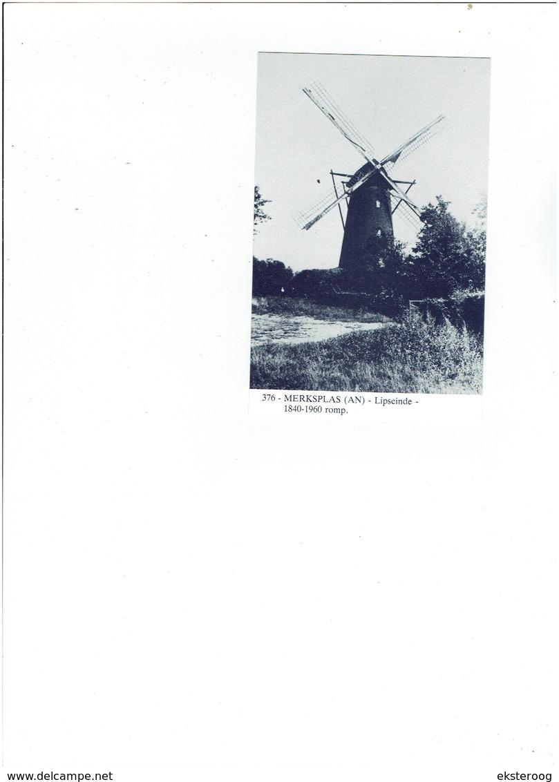 Merksplas 376  - Lipseinde - 1840-1960 Romp - Hoogstraten