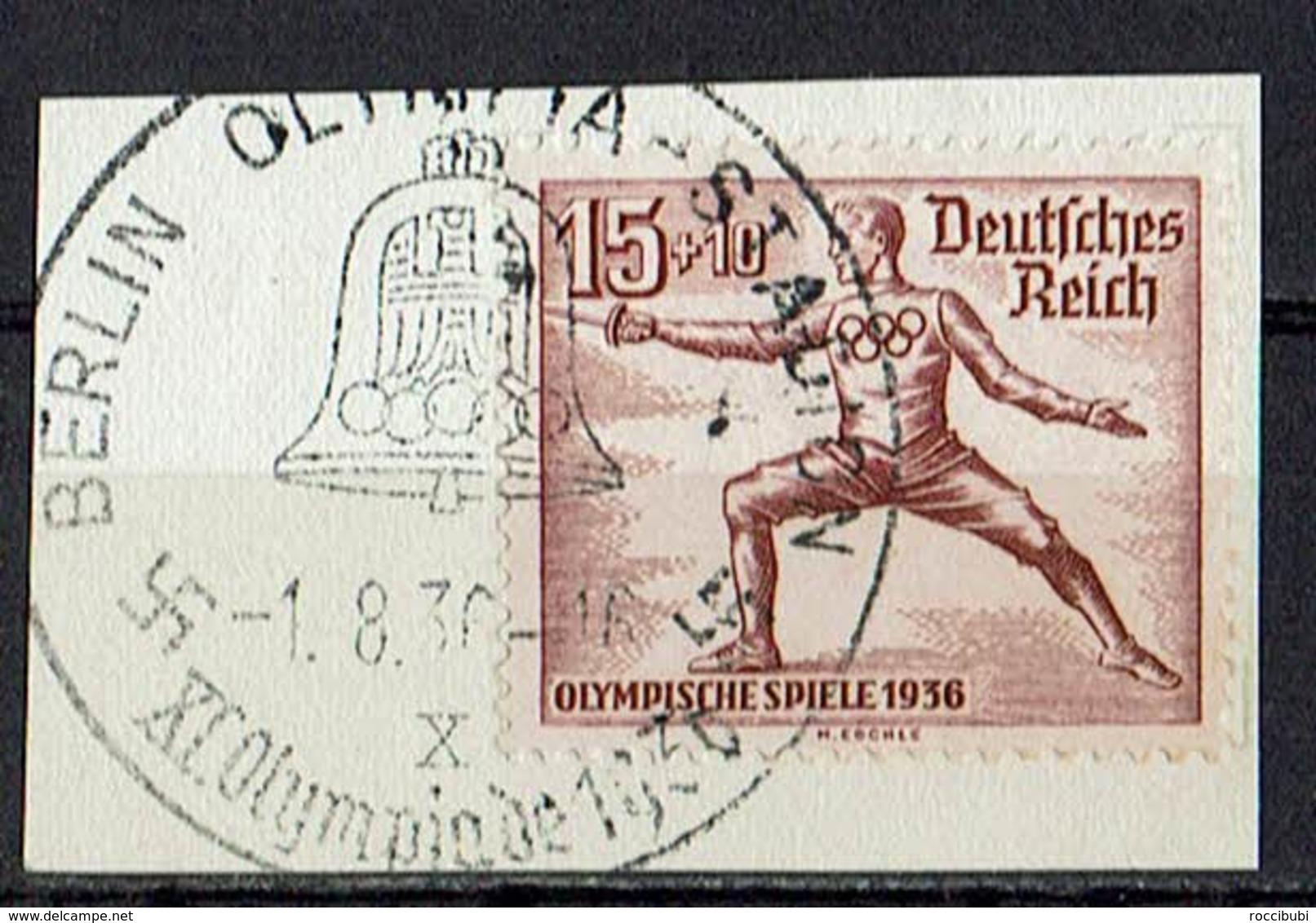 DR 1936 // Mi. 614 O - Deutschland