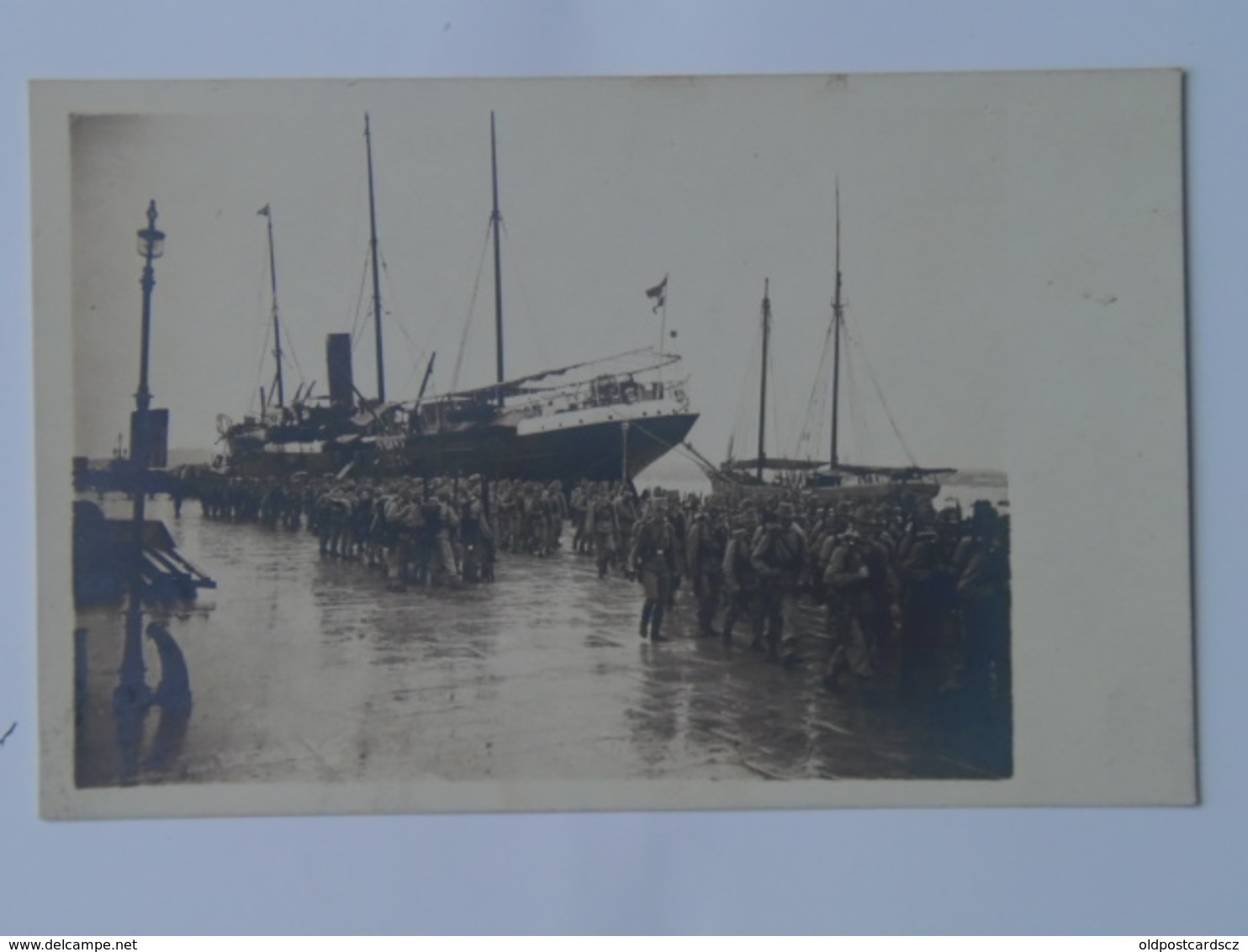 K.U.K. Kriegsmarine Marine Pola Foto Photo SMS 276 1917 - Guerra
