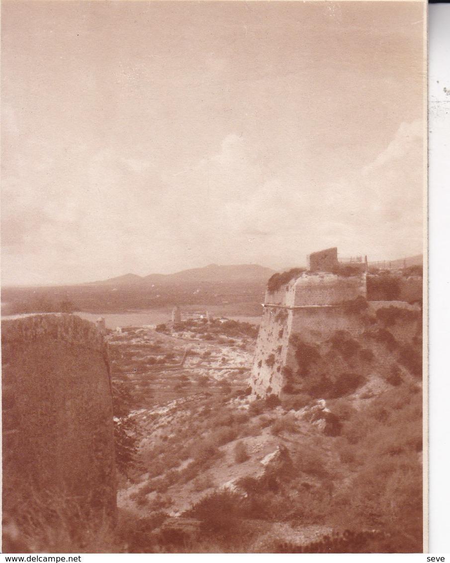 IVIZA IBIZA  ESPAGNE 1930 Photo Amateur Format Environ 7,5 X 5,5 Cm - Lieux