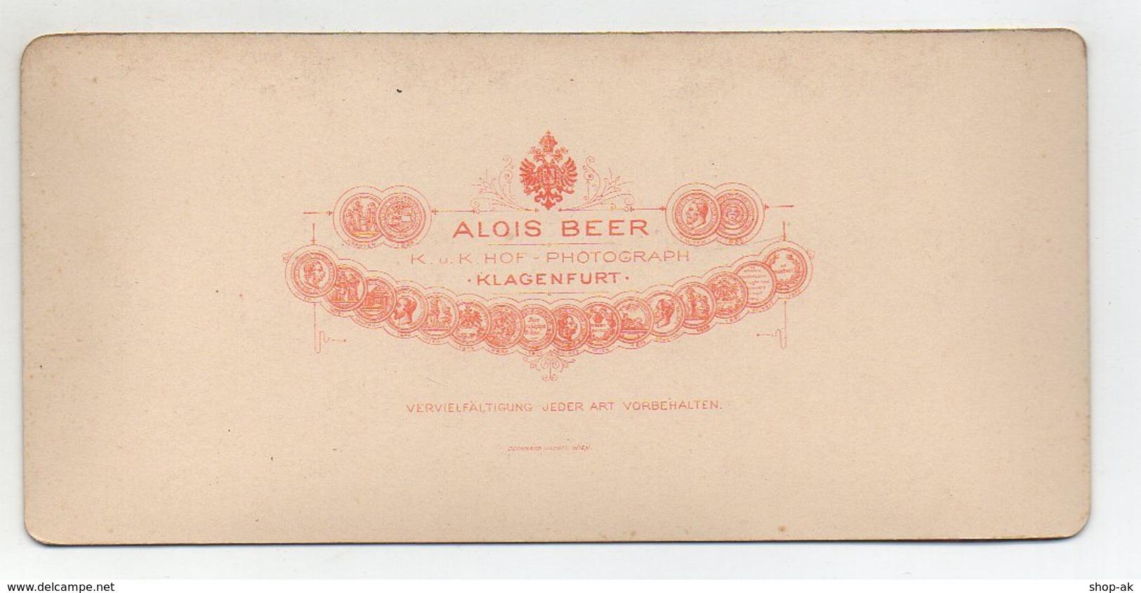 AK-1862/ St. Anton  Tirol Stereofoto V Alois Beer ~ 1900 - Stereo-Photographie