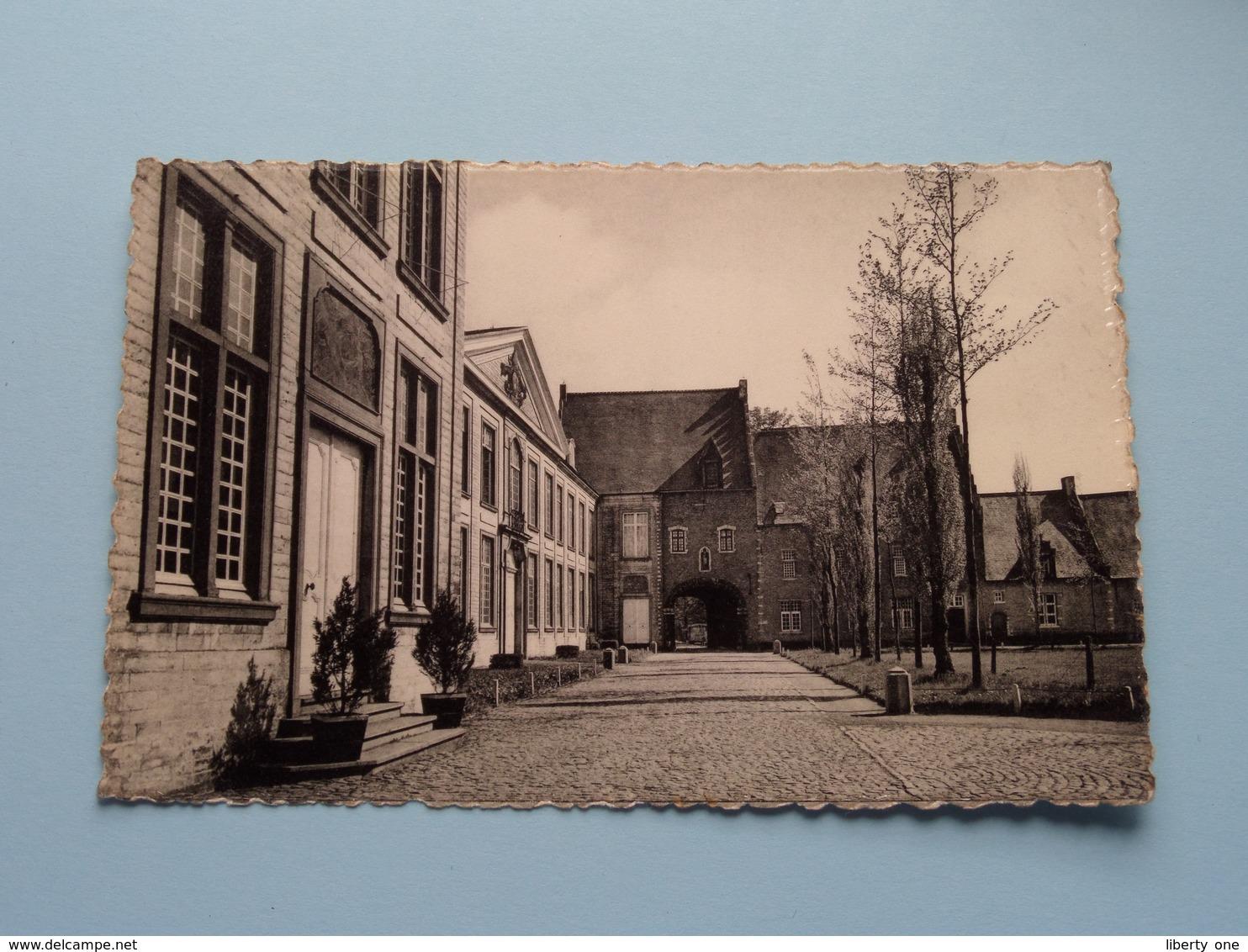 Norbertijner Abdij TONGERLO Zicht Op Prelaatshuis ( St. Norbertus Boekhandel N° 34 ) Anno 19?? ( Zie Foto's ) ! - Westerlo