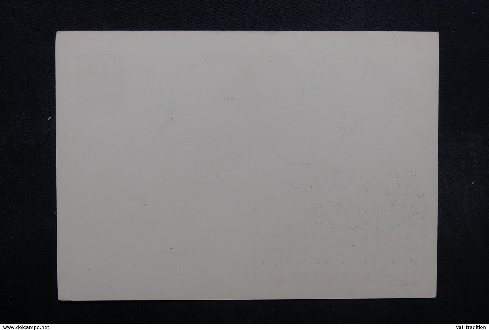 BELGIQUE - Entier Postal Publibel De Bruxelles Pour Molenbeek Via Maastrich Par Hélicoptère En 1953 - L 32477 - Publibels