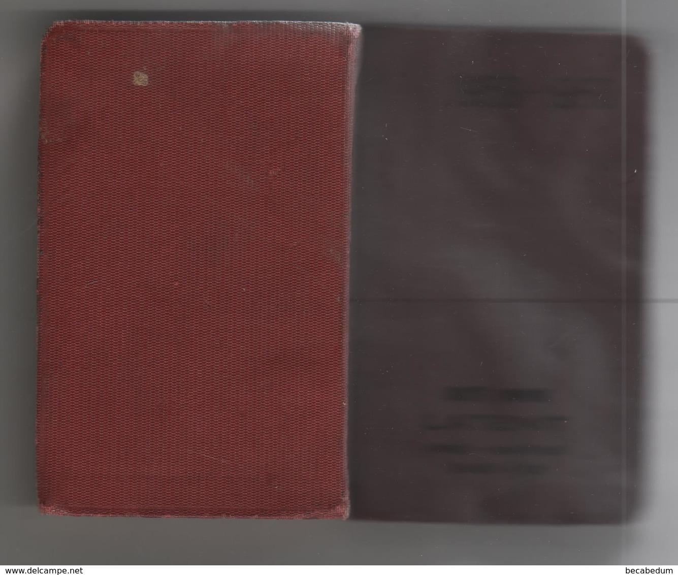 Agenda Du Chasseur  Latenit 1959 1960 - Sports