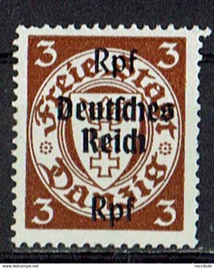 DR 1939 // Mi. 716 ** - Deutschland